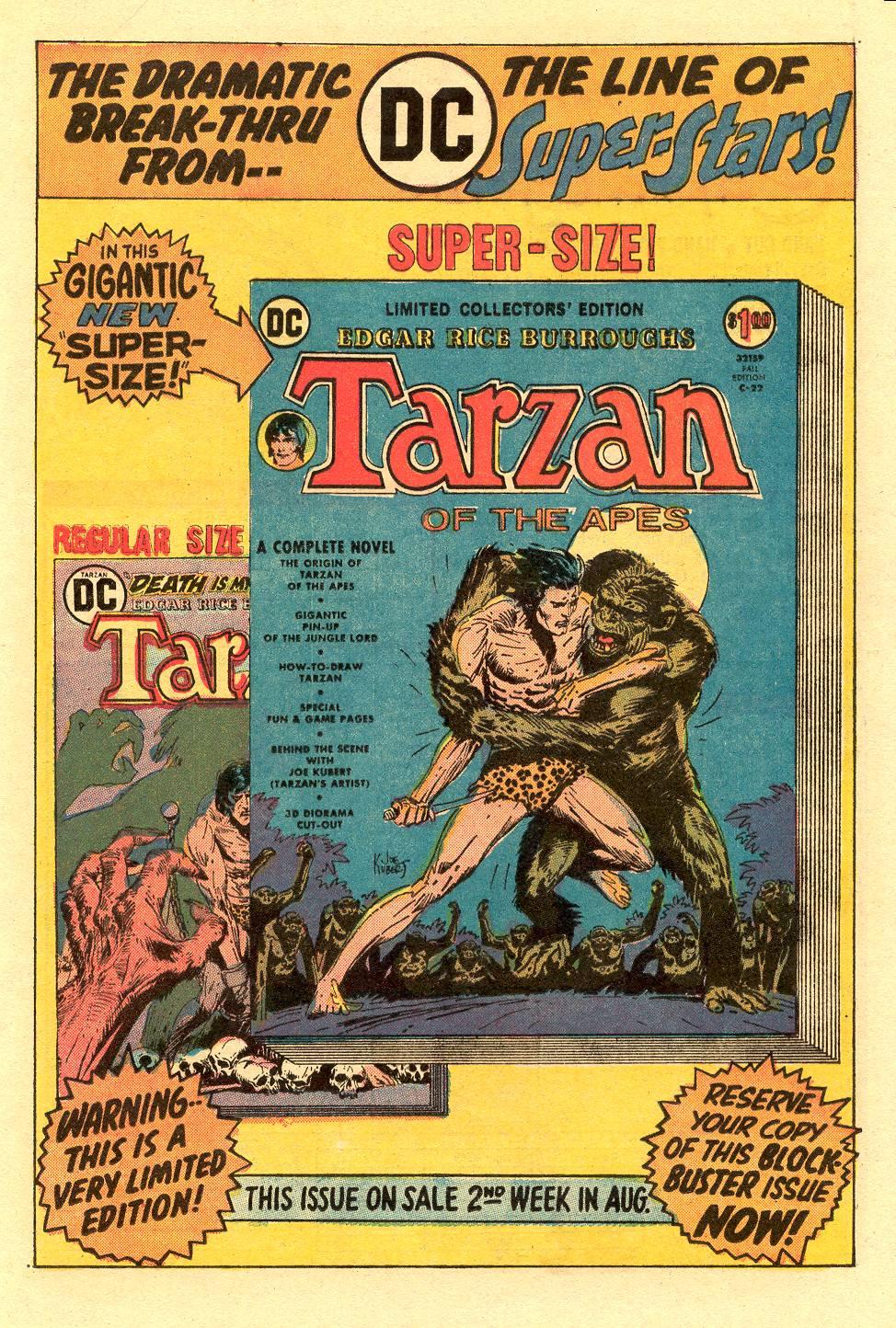 Read online Secret Origins (1973) comic -  Issue #5 - 13