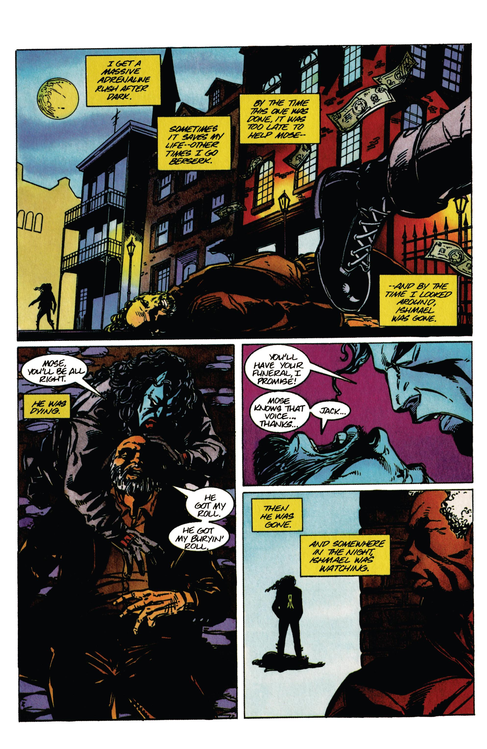 Read online Shadowman (1992) comic -  Issue #39 - 16