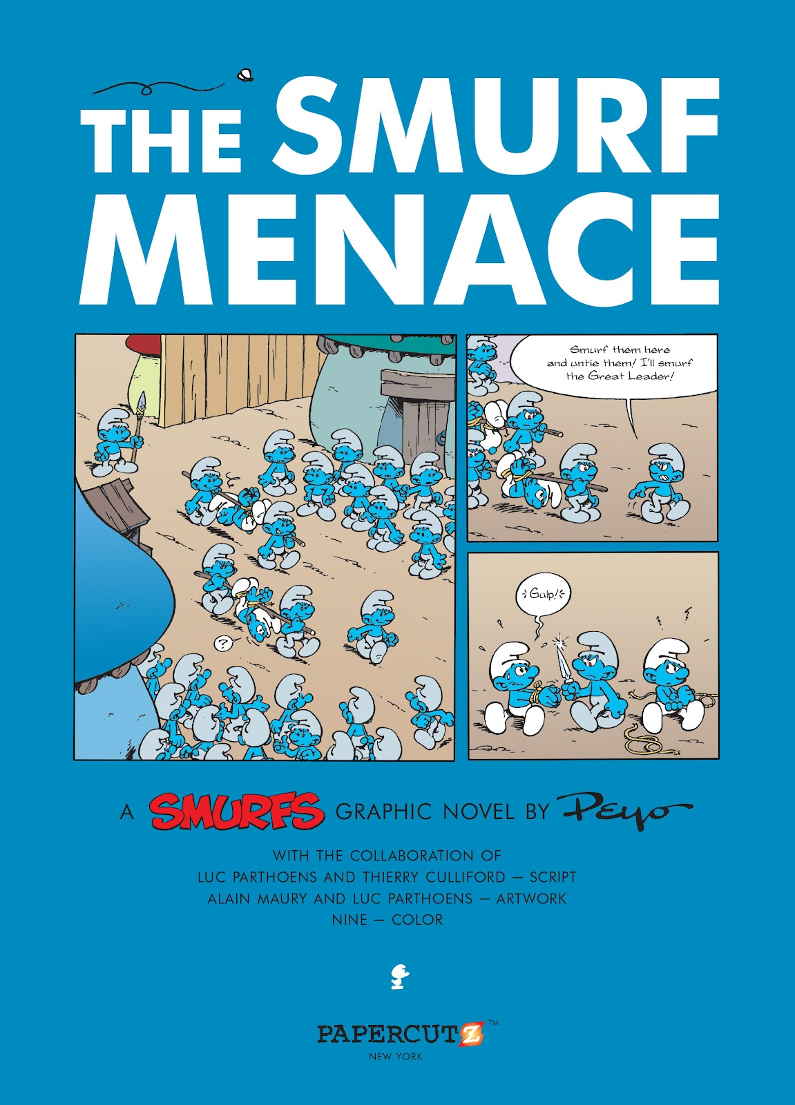 Read online The Smurfs comic -  Issue #22 - 4