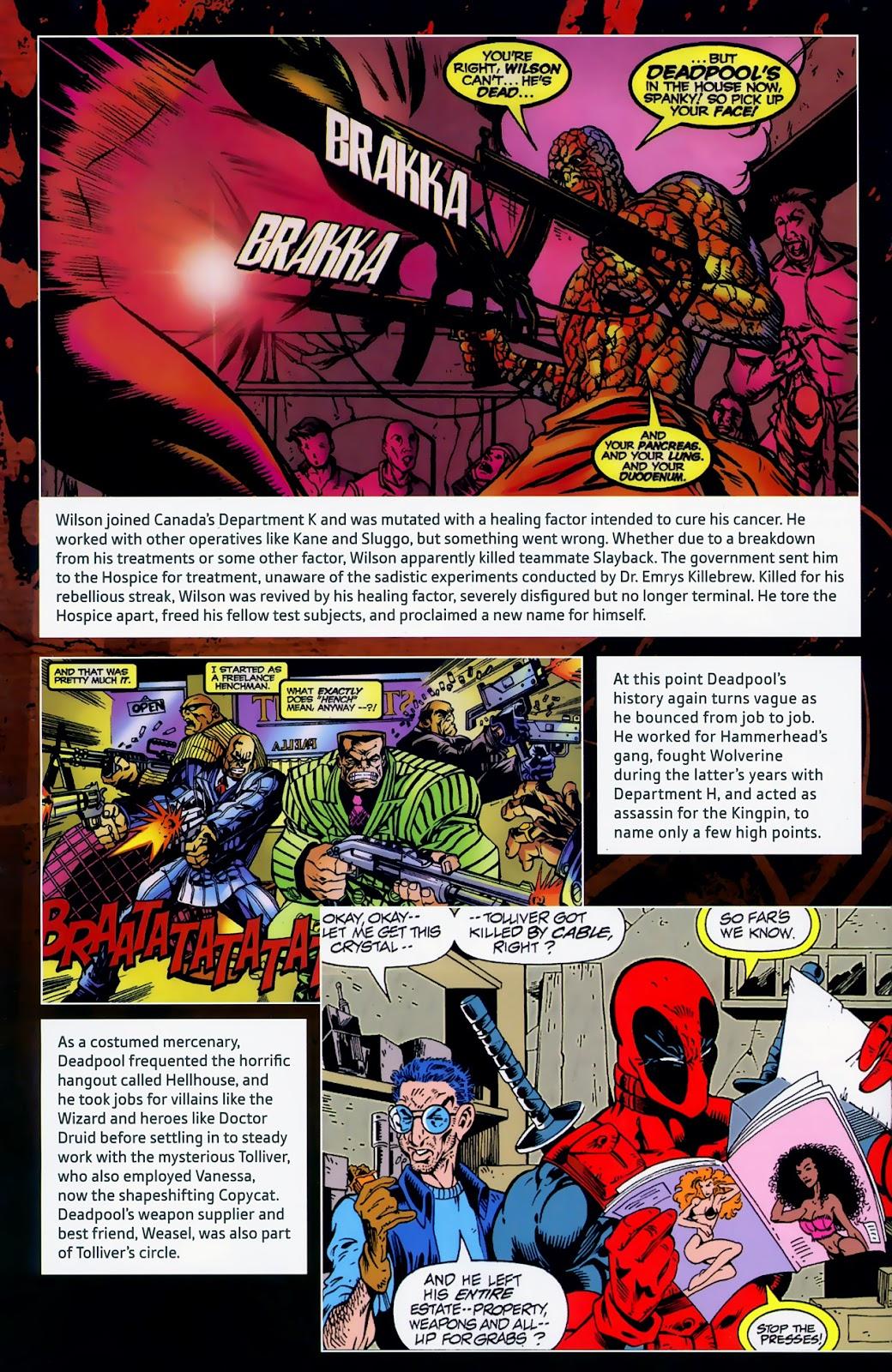 Read online Deadpool (2008) comic -  Issue #1 - 26