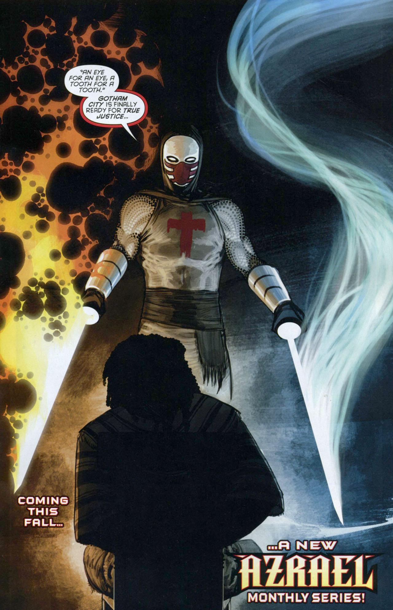 Read online Azrael: Death's Dark Knight comic -  Issue #3 - 30
