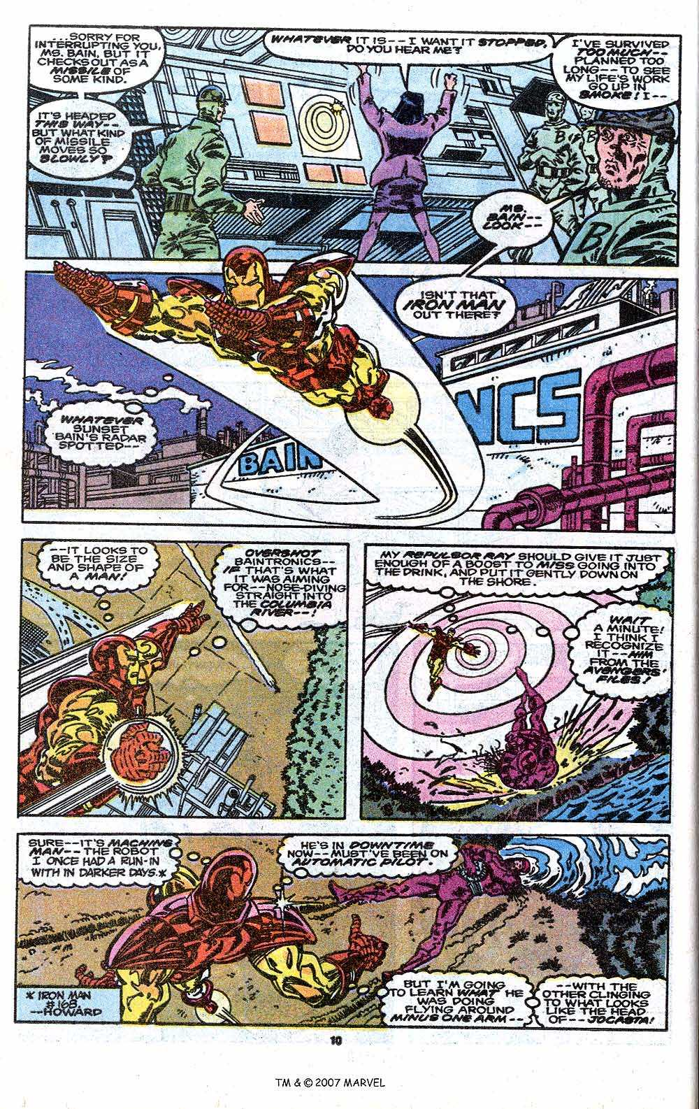 Iron Man Annual issue 11 - Page 12