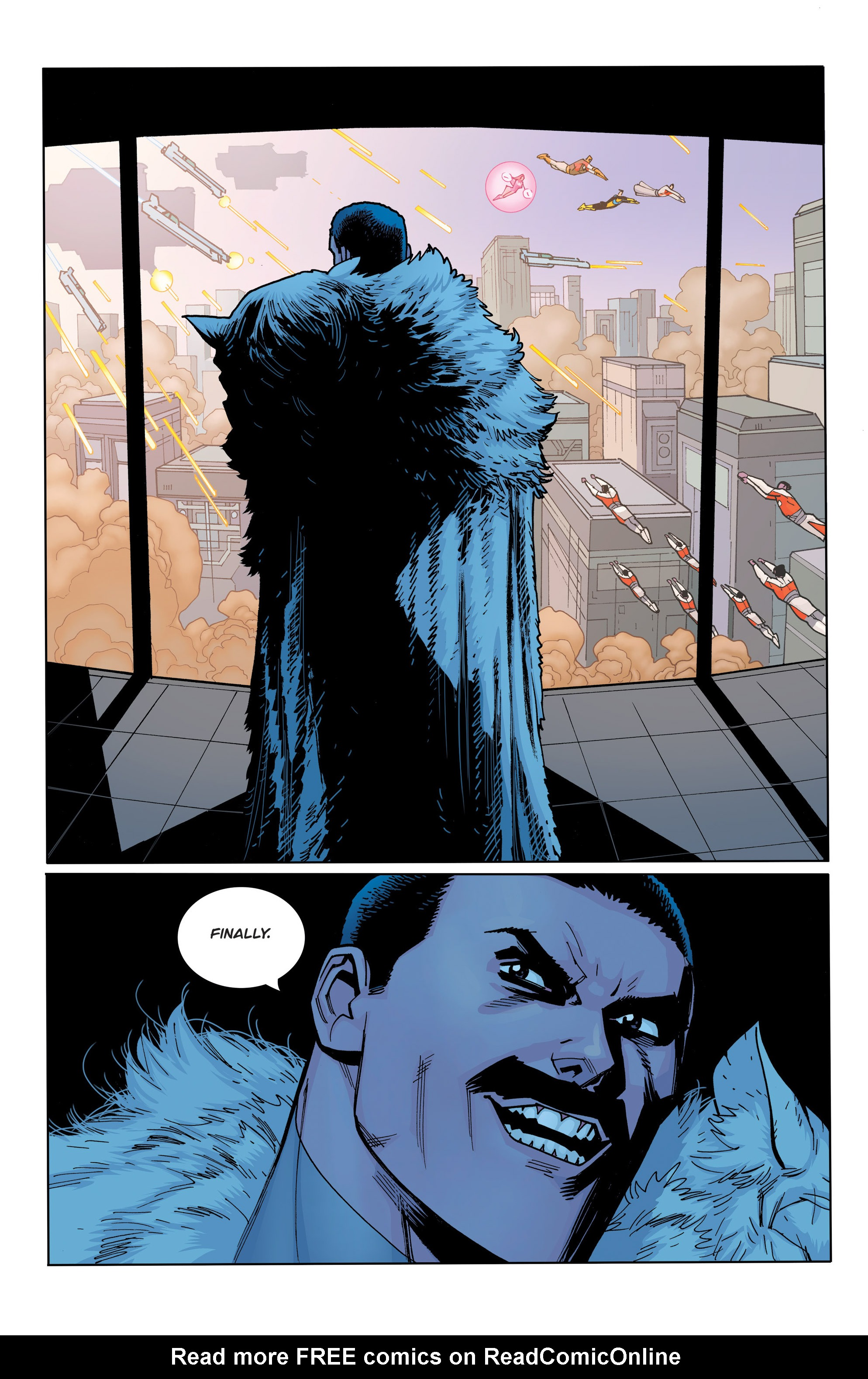 Read online Invincible comic -  Issue #135 - 20
