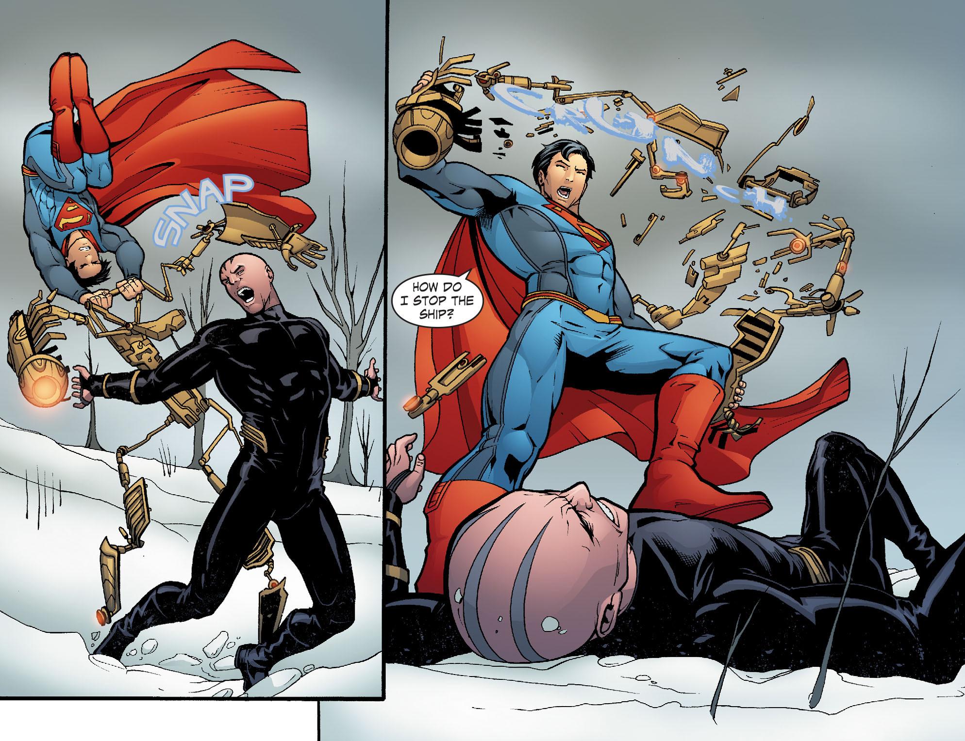 Read online Smallville: Alien comic -  Issue #11 - 15