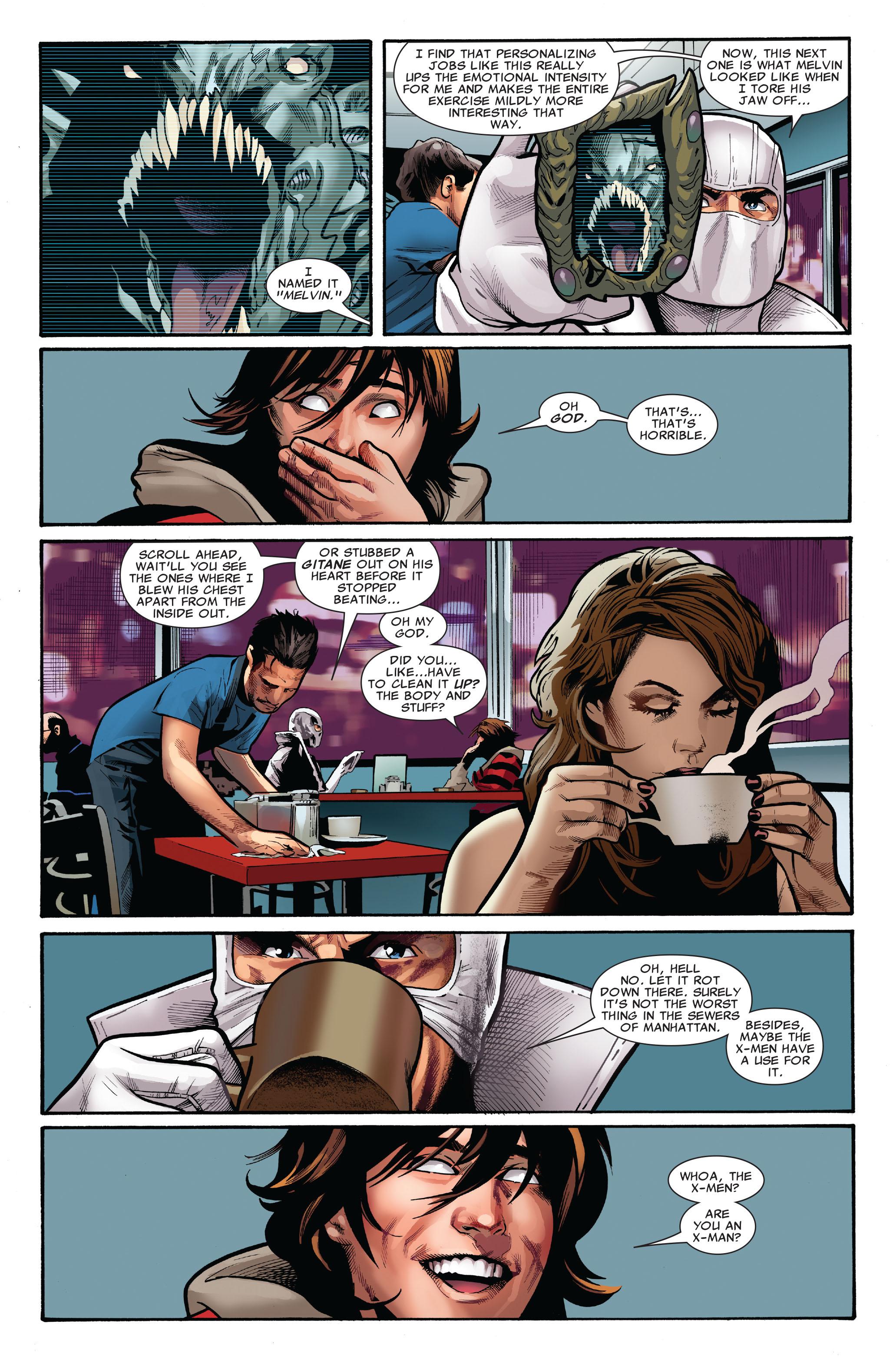 Read online Uncanny X-Men (1963) comic -  Issue #520 - 22