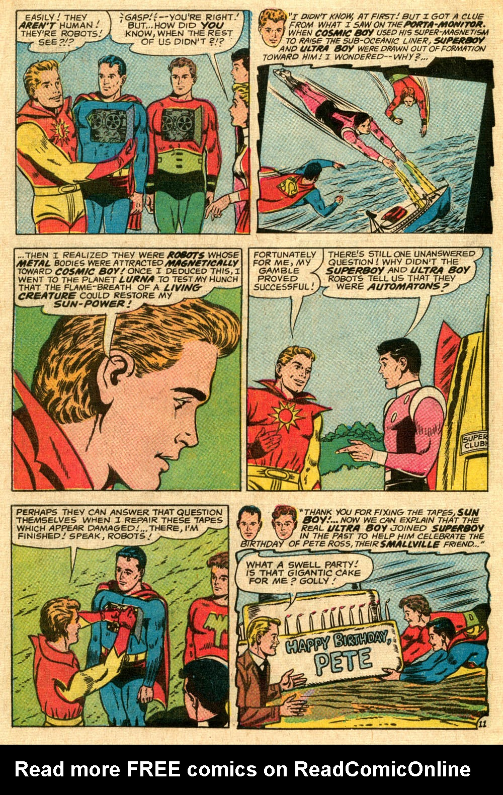 Read online Action Comics (1938) comic -  Issue #388 - 32
