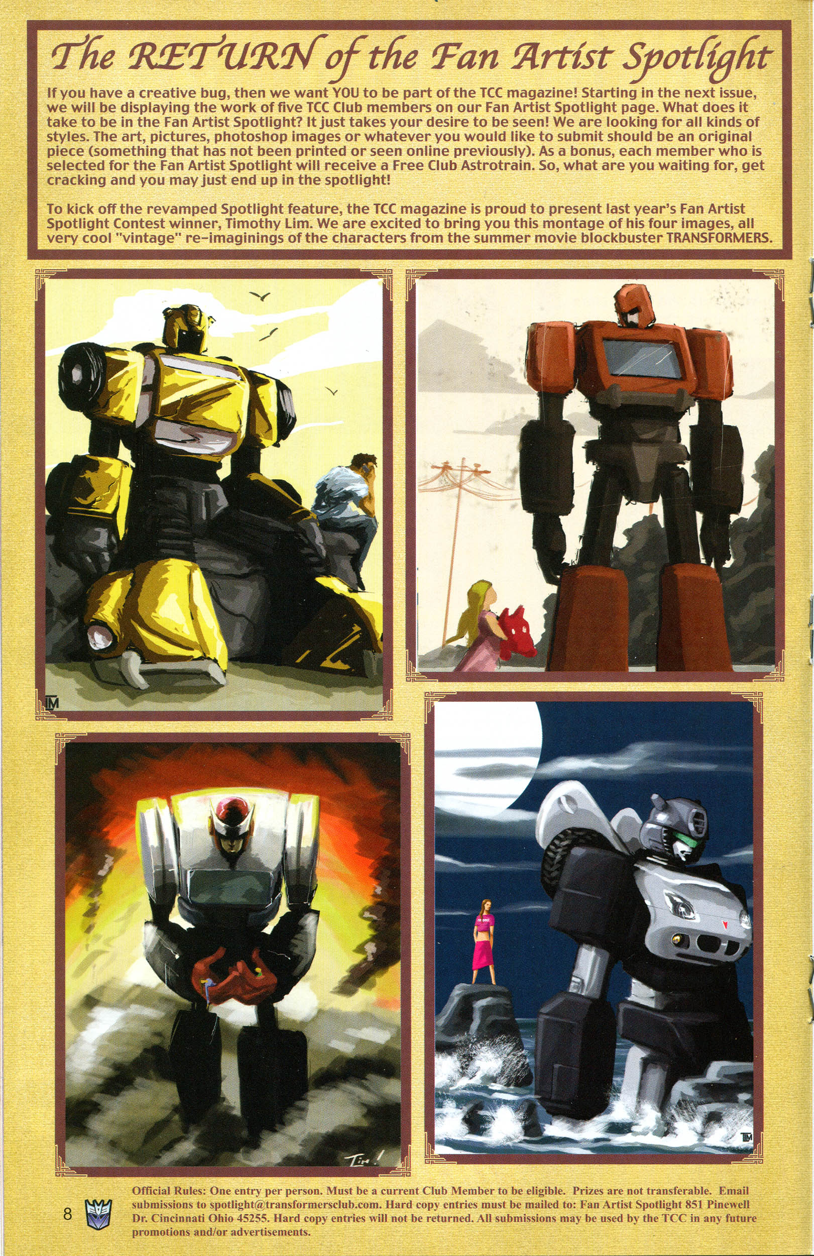 Read online Transformers: Collectors' Club comic -  Issue #19 - 8