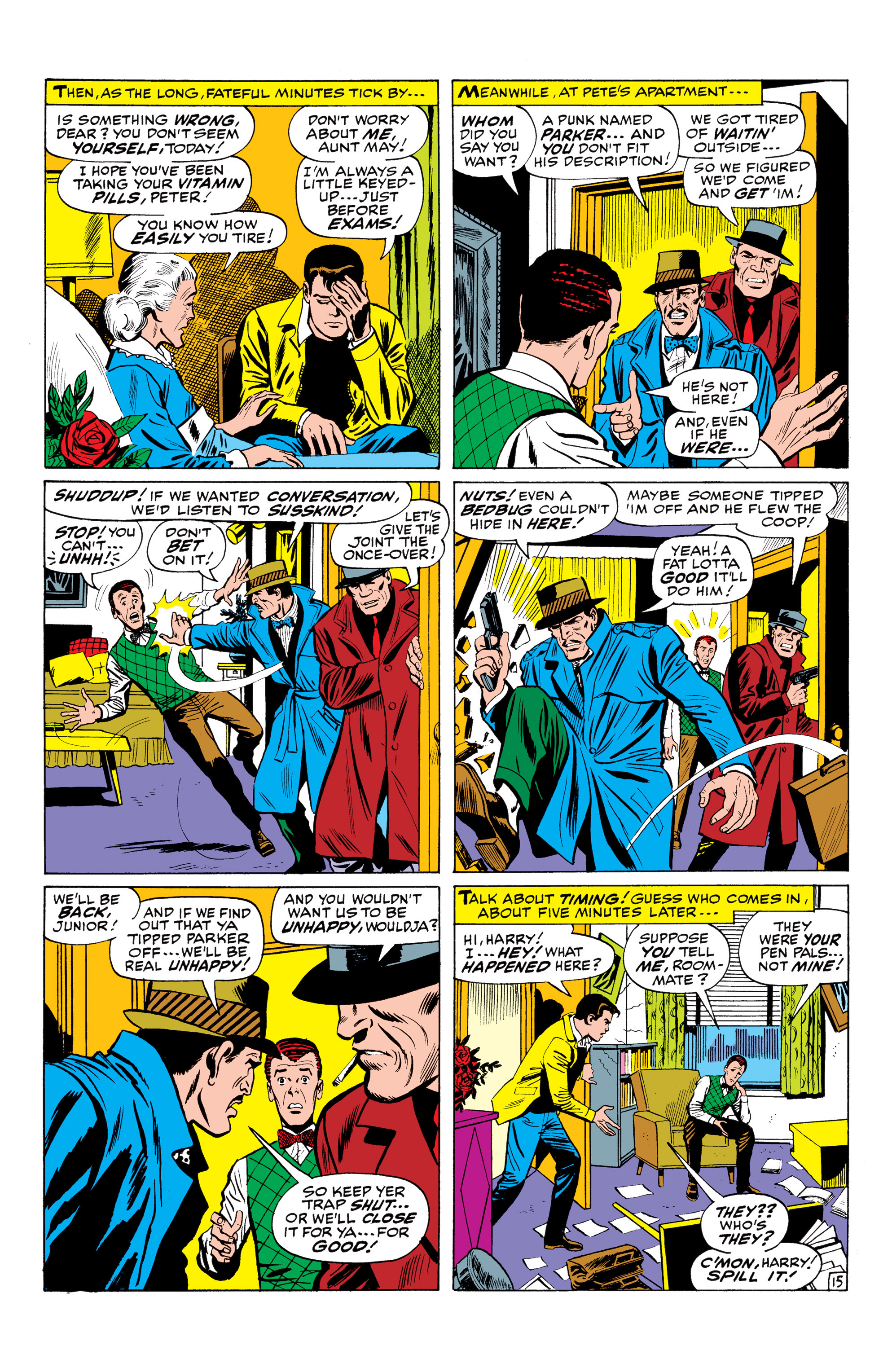 The Amazing Spider-Man (1963) 60 Page 15