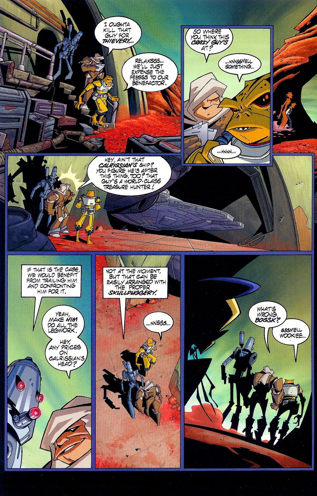 Read online Star Wars Omnibus comic -  Issue # Vol. 12 - 121