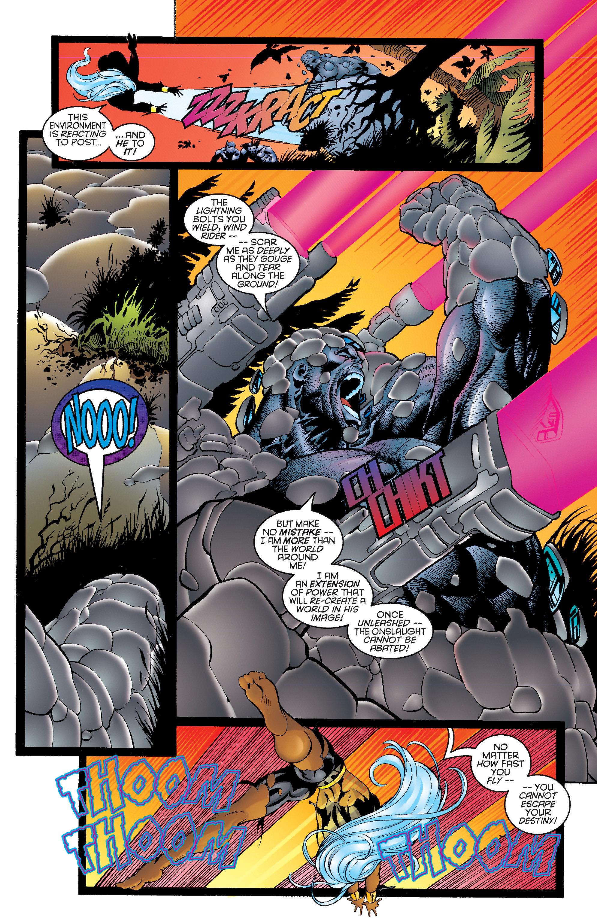 X-Men (1991) 50 Page 28