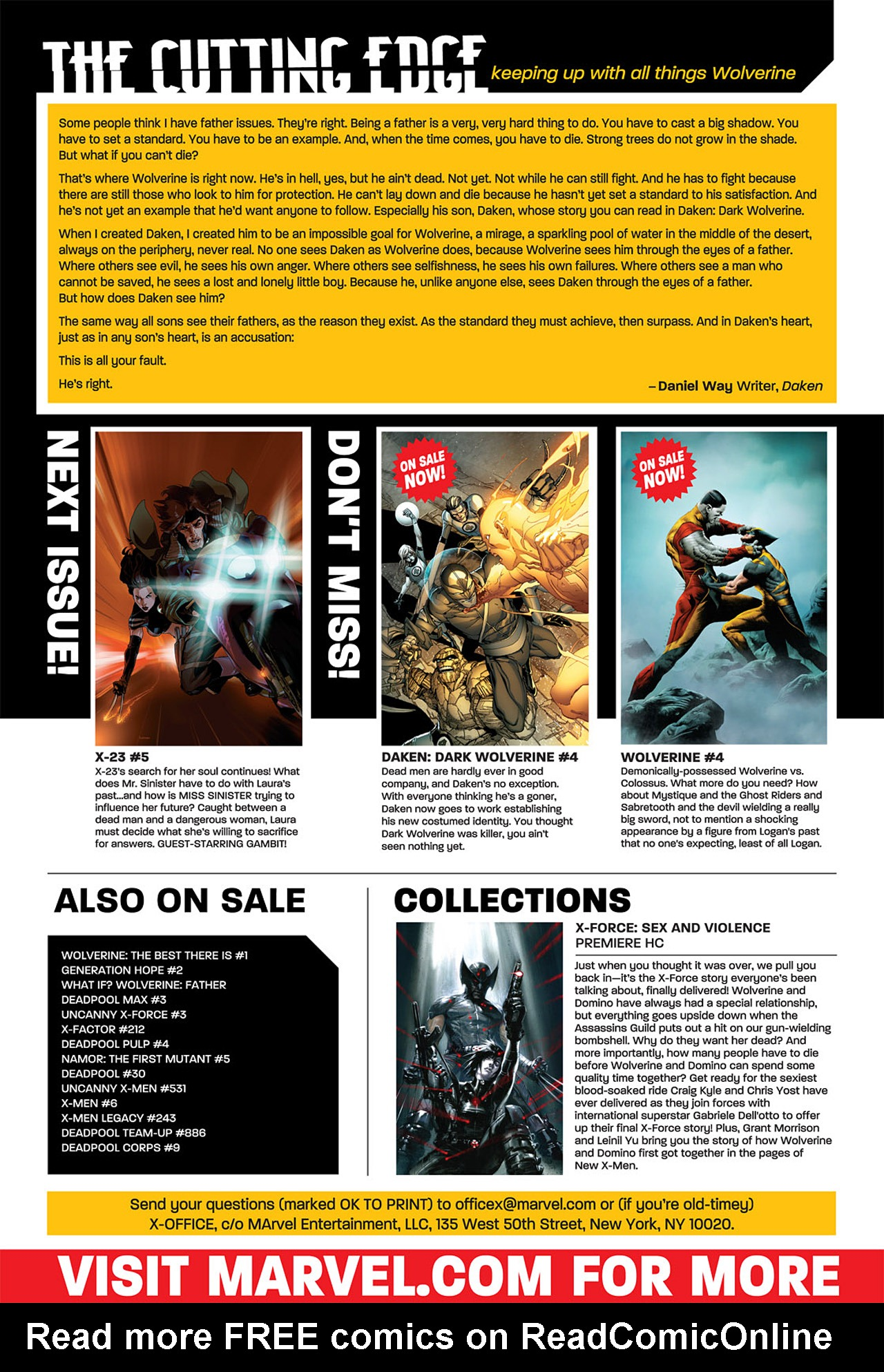 Read online X-23 (2010) comic -  Issue #4 - 24