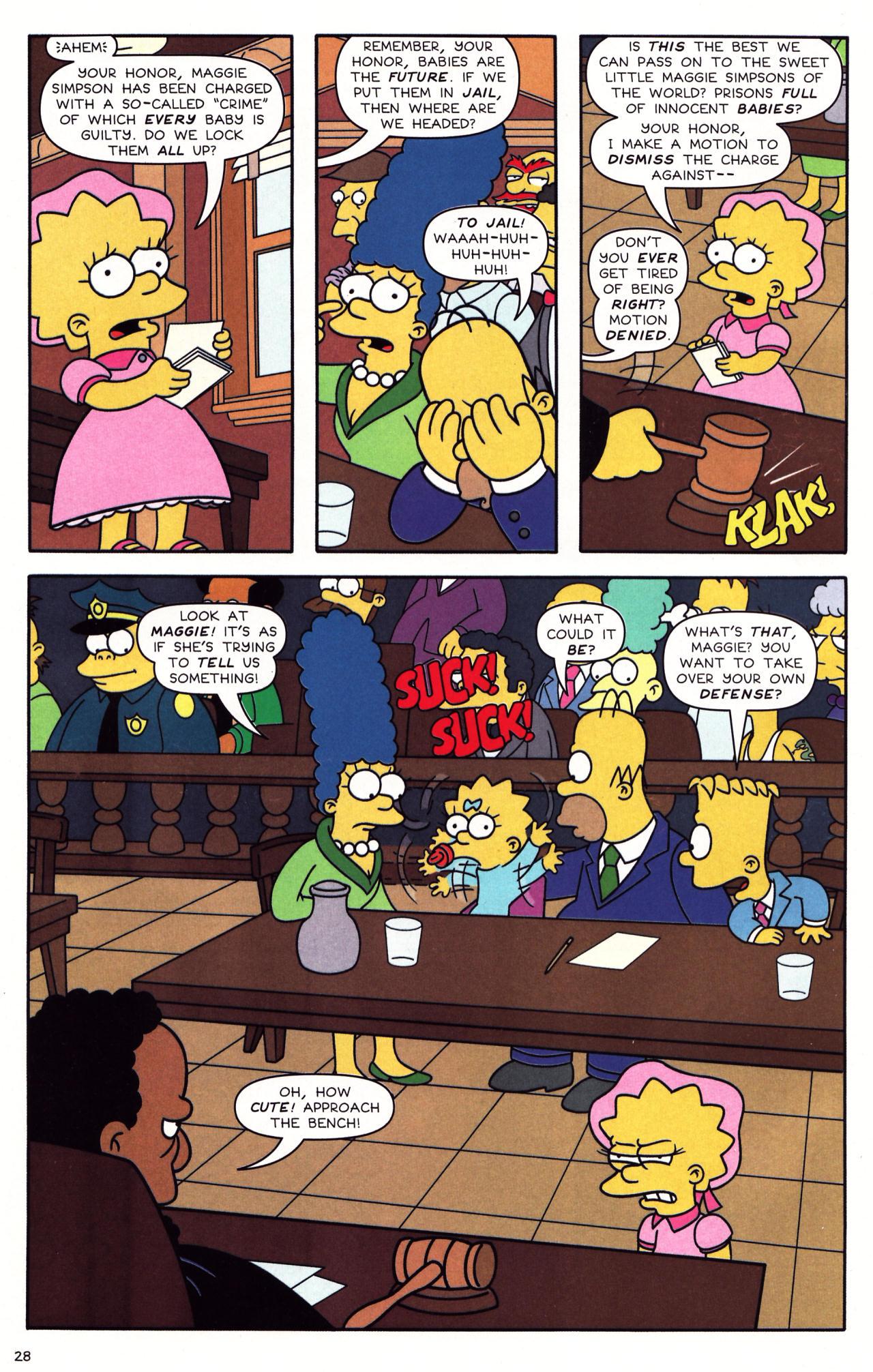 Read online Simpsons Comics Presents Bart Simpson comic -  Issue #39 - 24