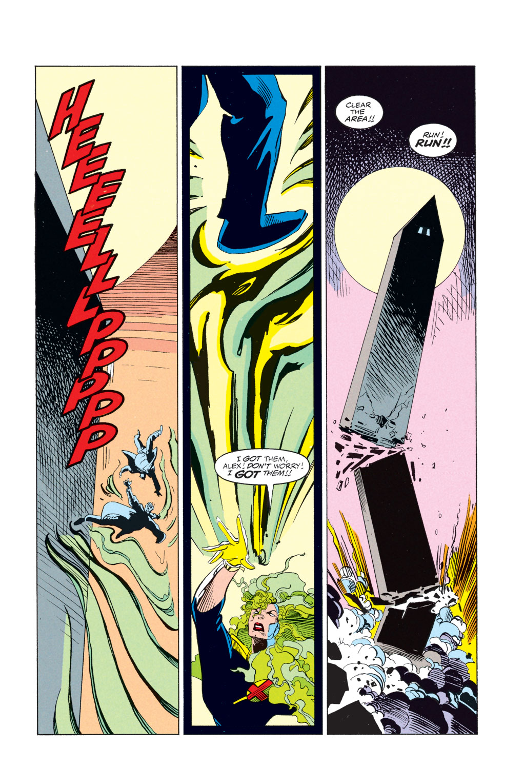 Read online X-Factor (1986) comic -  Issue #74 - 20