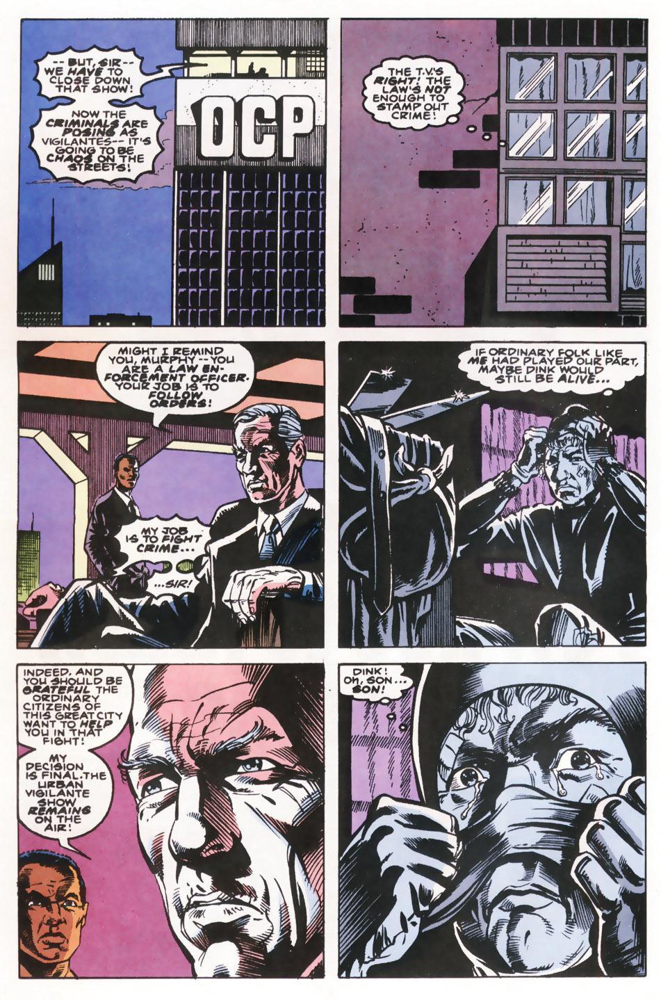 Read online Robocop (1990) comic -  Issue #10 - 6