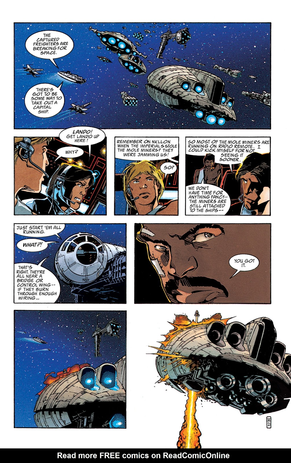 Read online Star Wars Legends: The New Republic - Epic Collection comic -  Issue # TPB 4 (Part 2) - 44