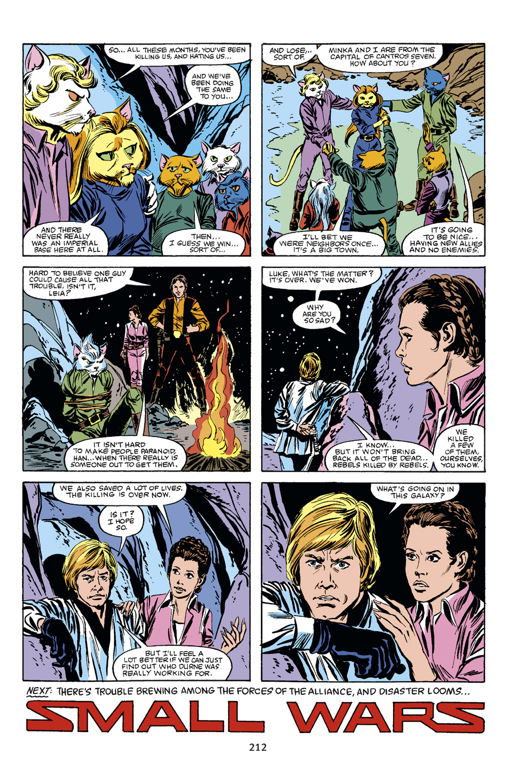 Read online Star Wars Omnibus comic -  Issue # Vol. 21 - 204