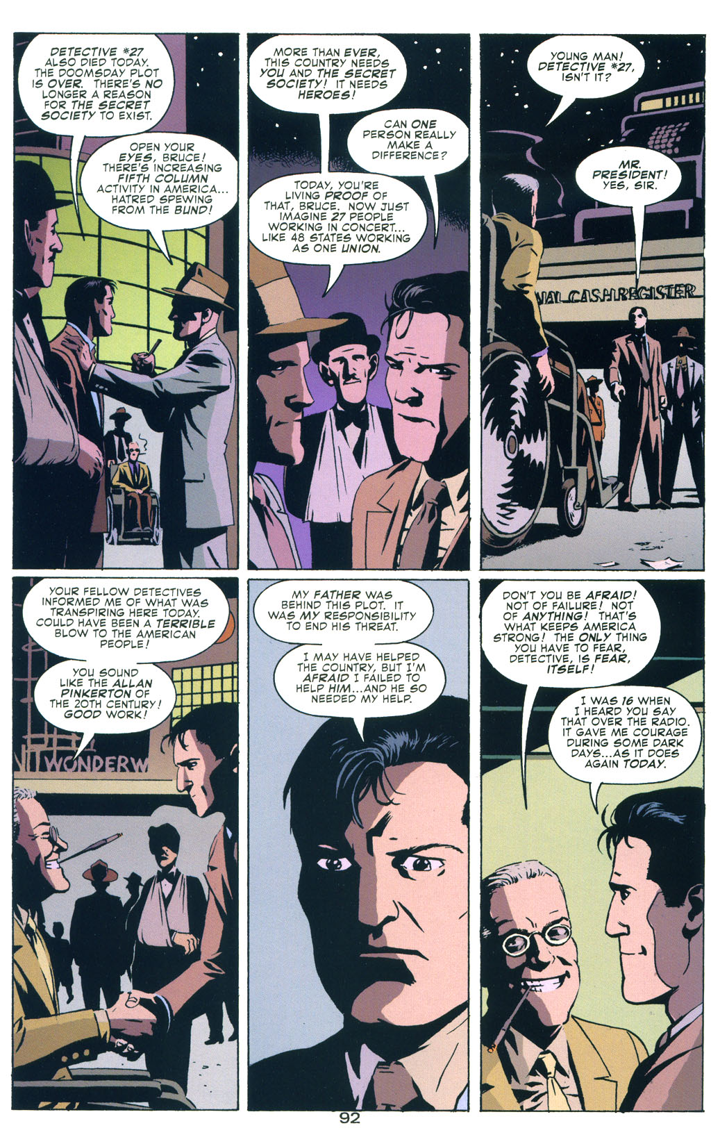 Read online Batman: Detective #27 comic -  Issue #27 TPB - 98
