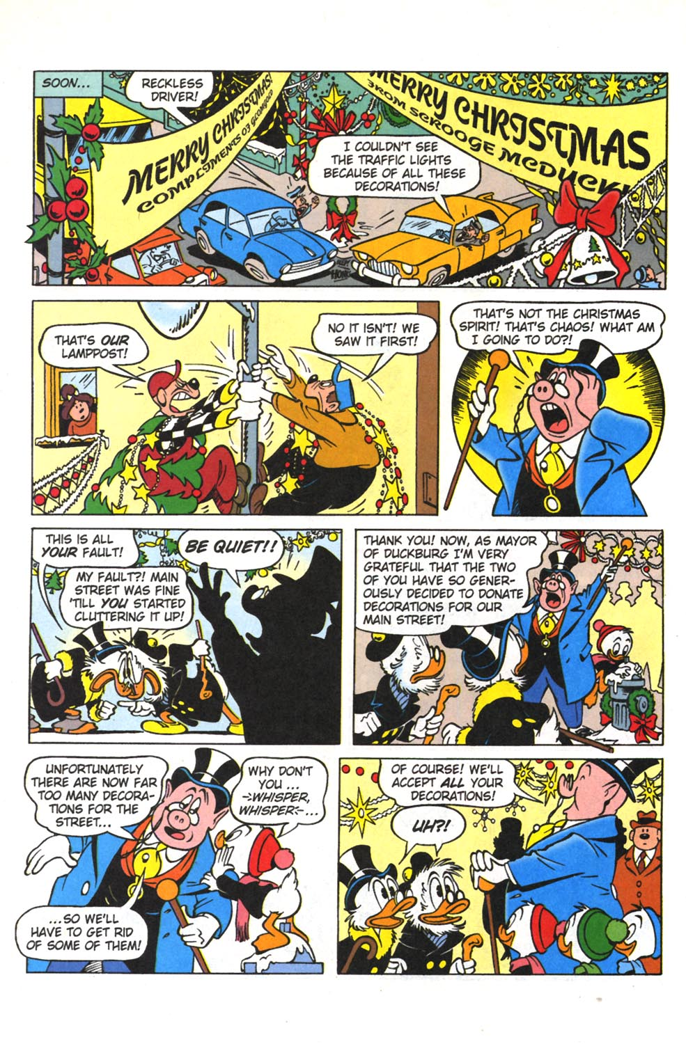 Read online Uncle Scrooge (1953) comic -  Issue #308 - 30