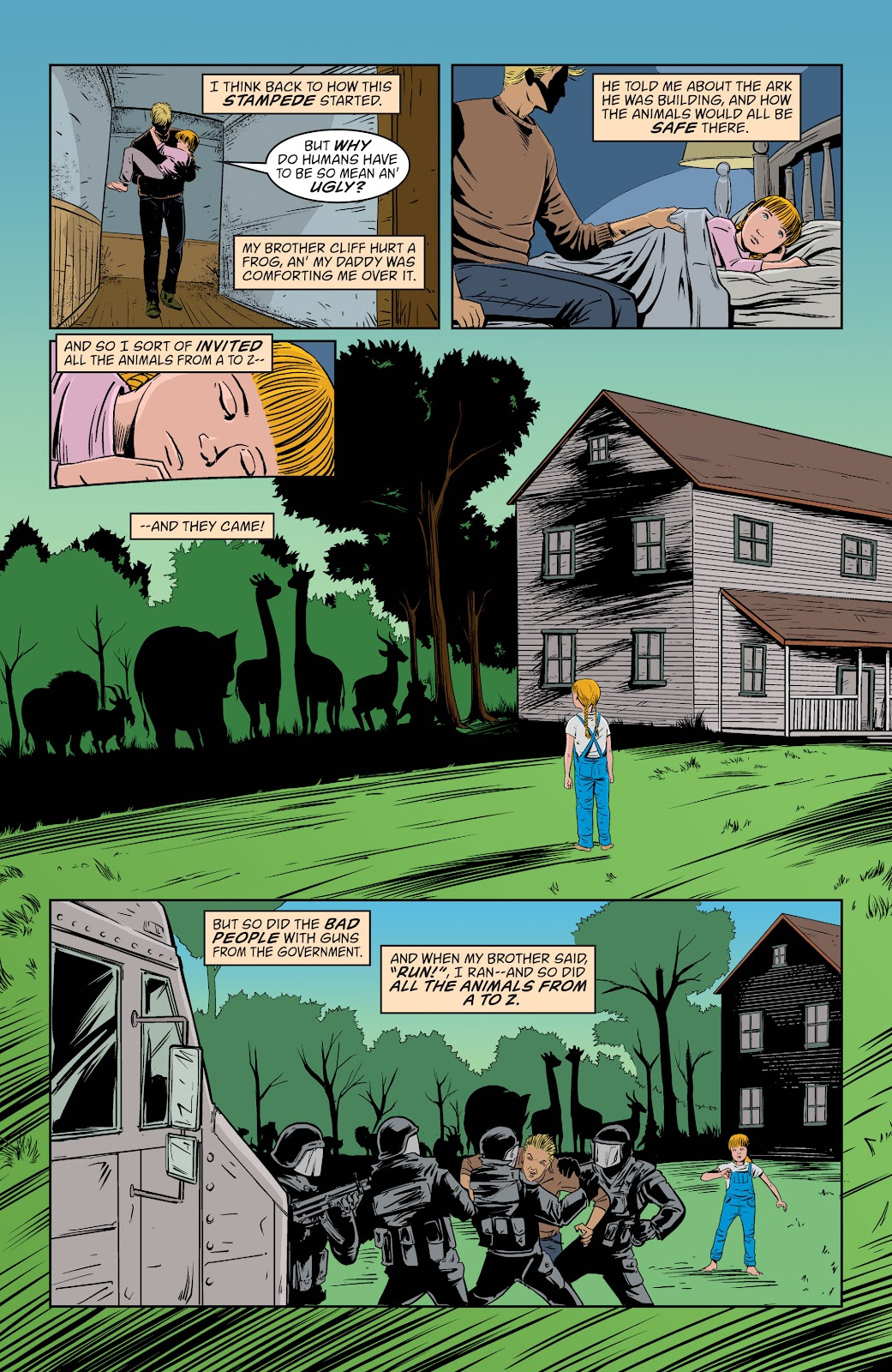 Read online The Children's Crusade comic -  Issue # _TPB (Part 1) - 95