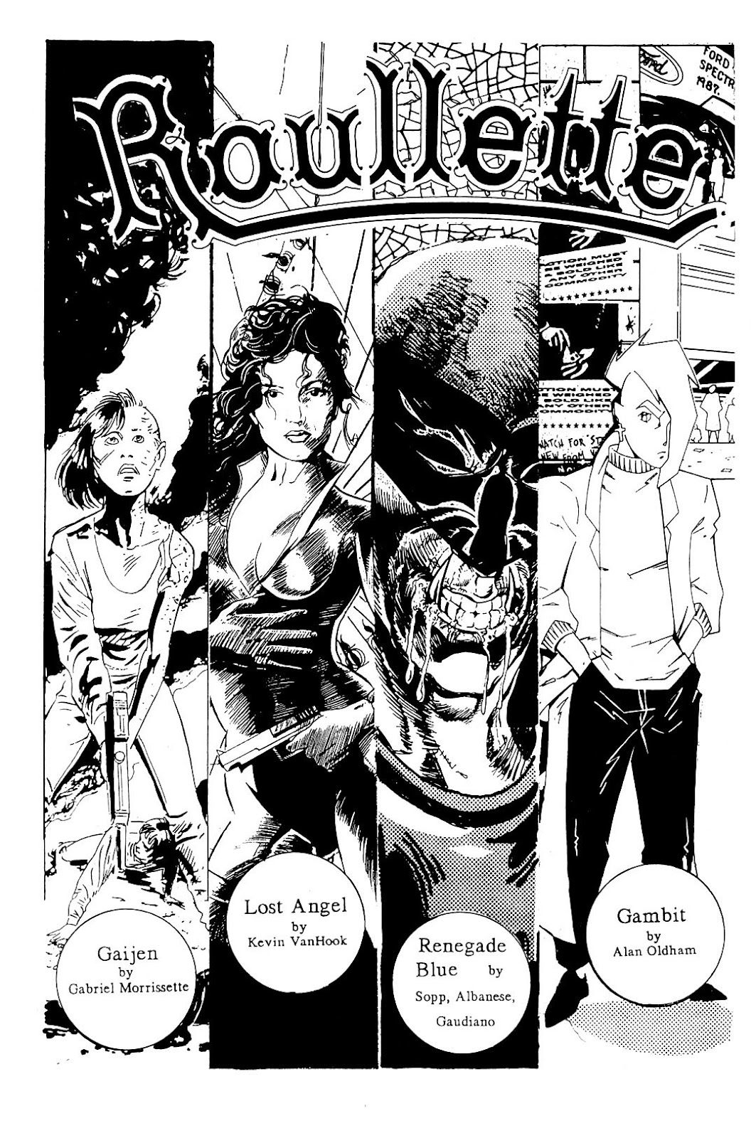 The Realm (1986) issue 18 - Page 34
