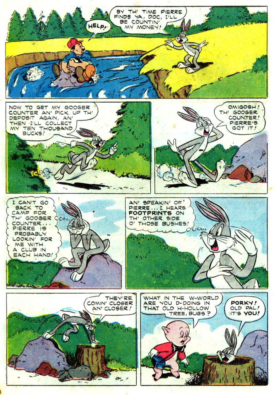 Four Color Comics issue 307 - Page 20