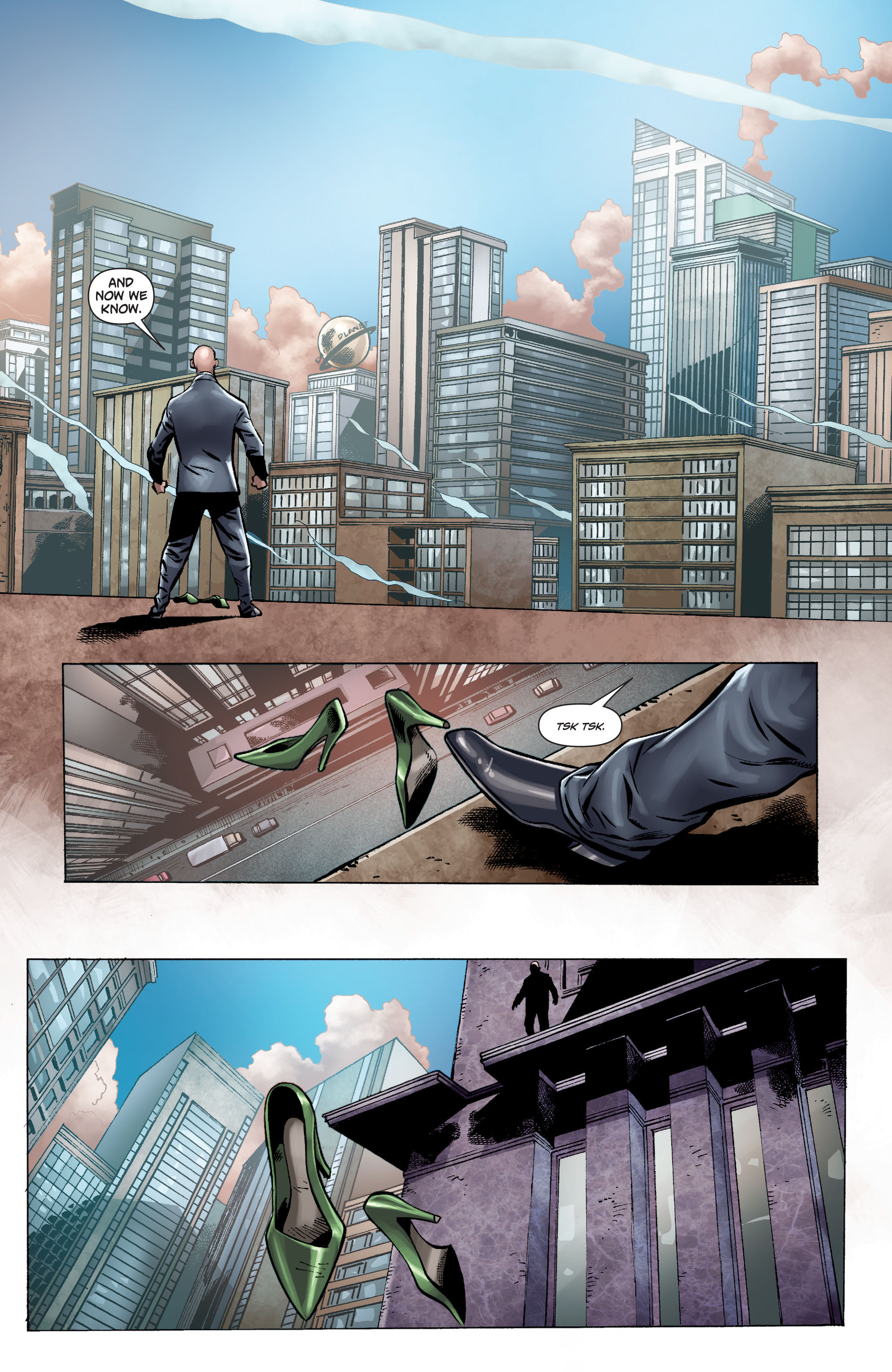 Read online Action Comics (2011) comic -  Issue #23.3 - 18