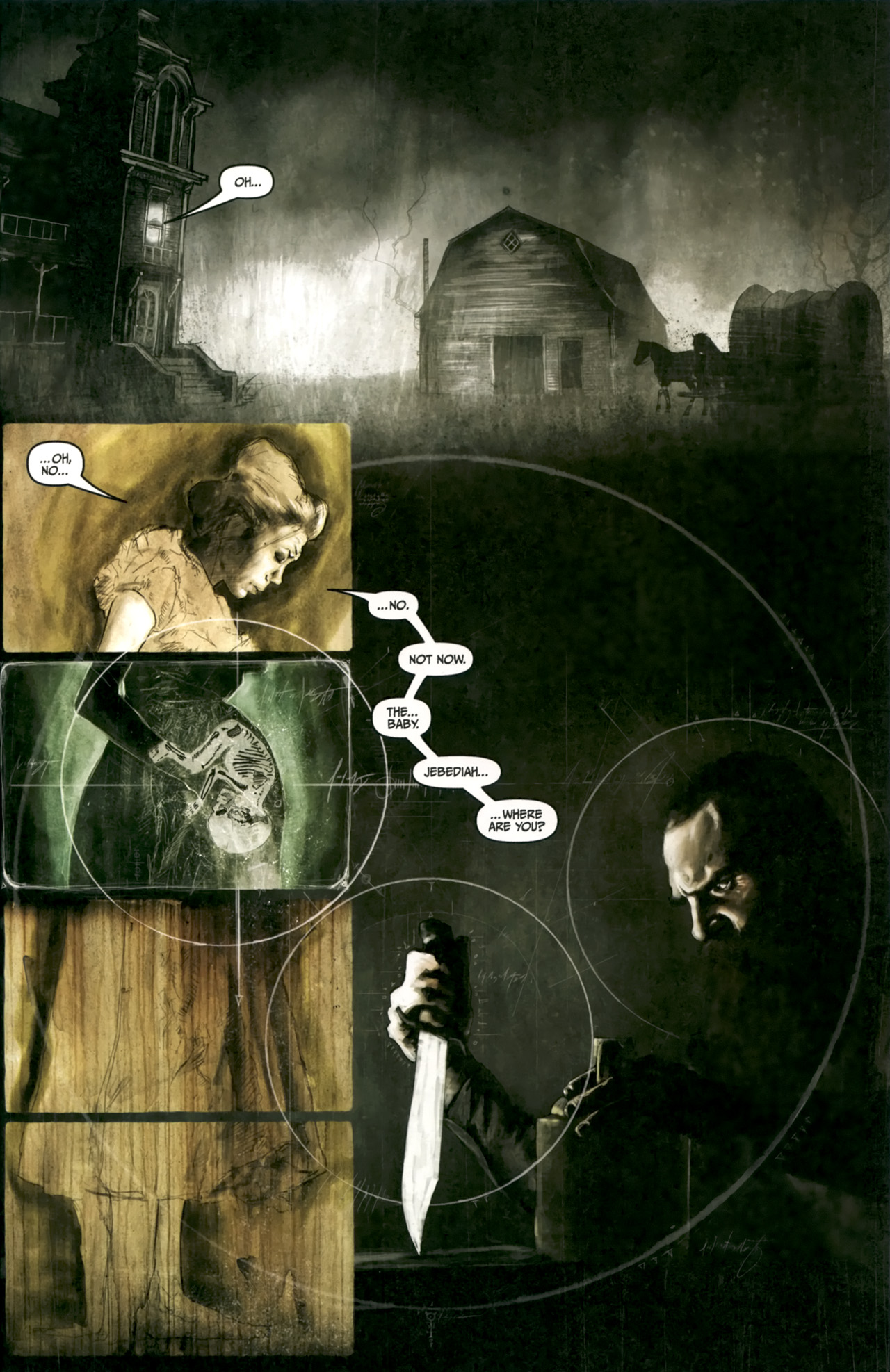 Read online Silent Hill: Past Life comic -  Issue #4 - 3