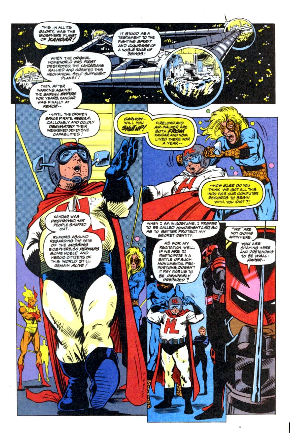 The New Warriors Issue #41 #45 - English 10