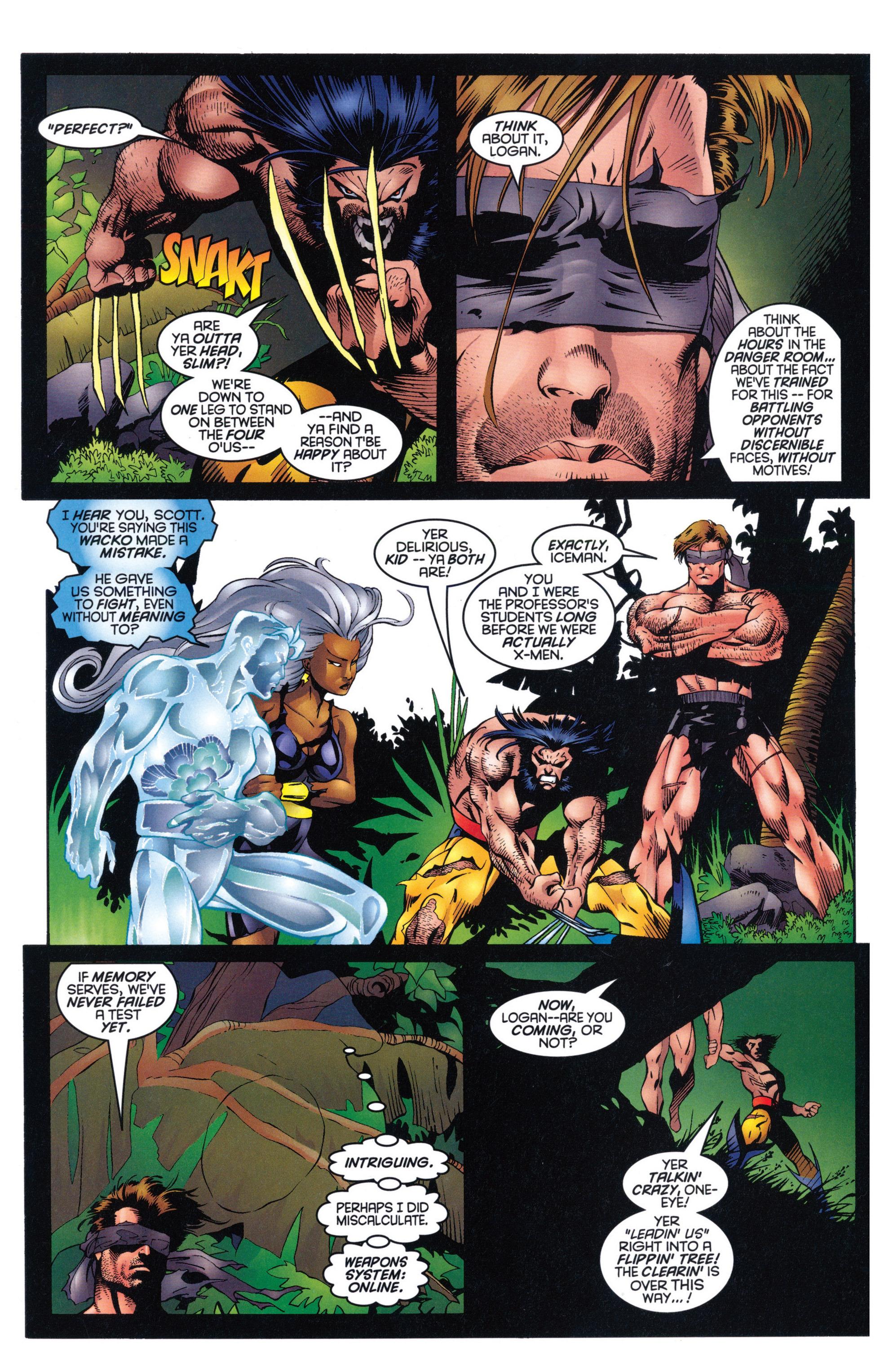 X-Men (1991) 50 Page 19