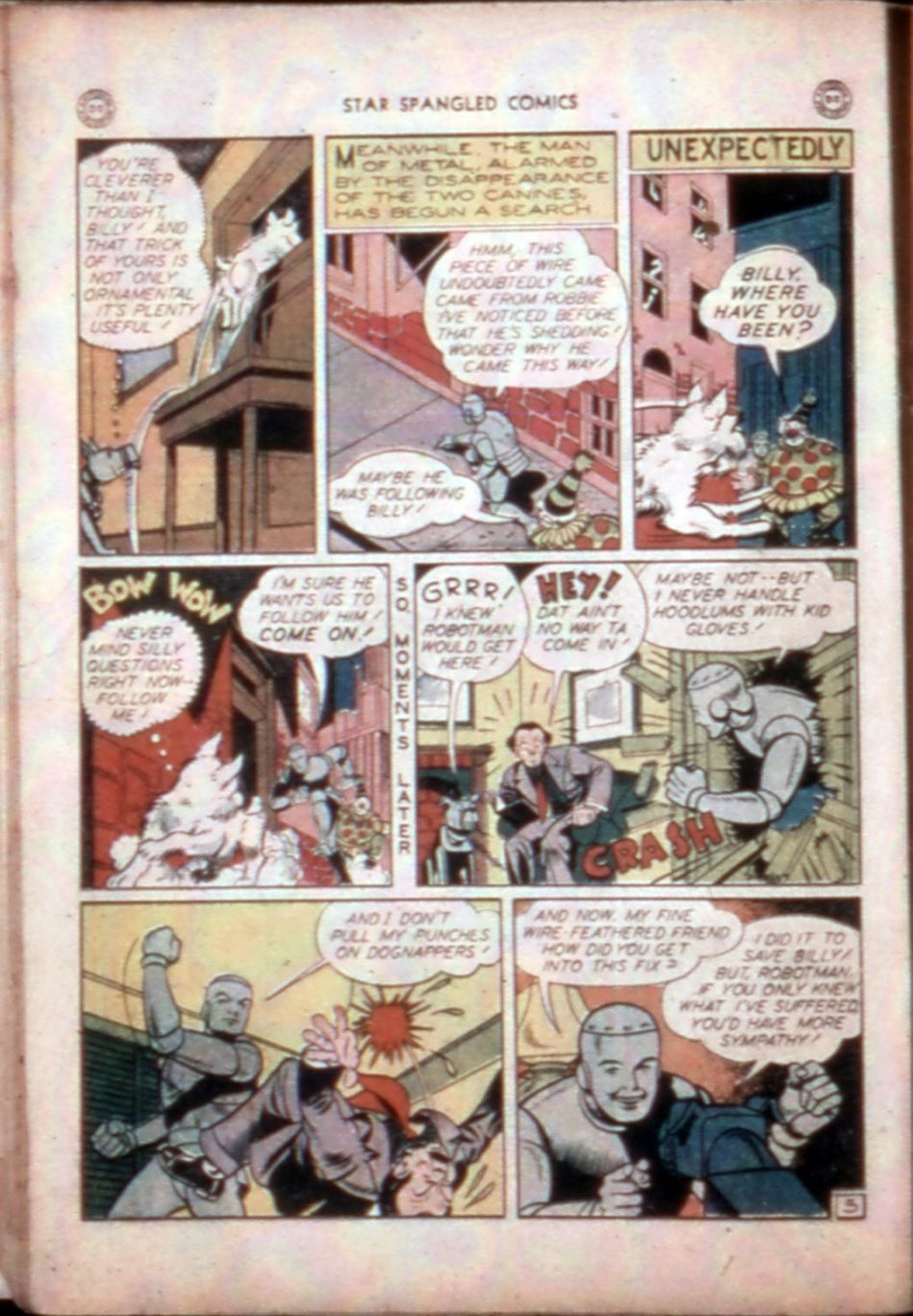 Star Spangled Comics (1941) issue 43 - Page 24