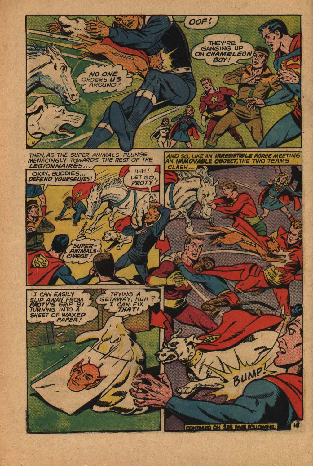 Read online Adventure Comics (1938) comic -  Issue #364 - 22