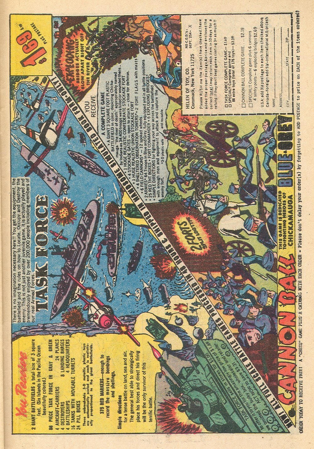 Read online Sgt. Fury comic -  Issue #114 - 31