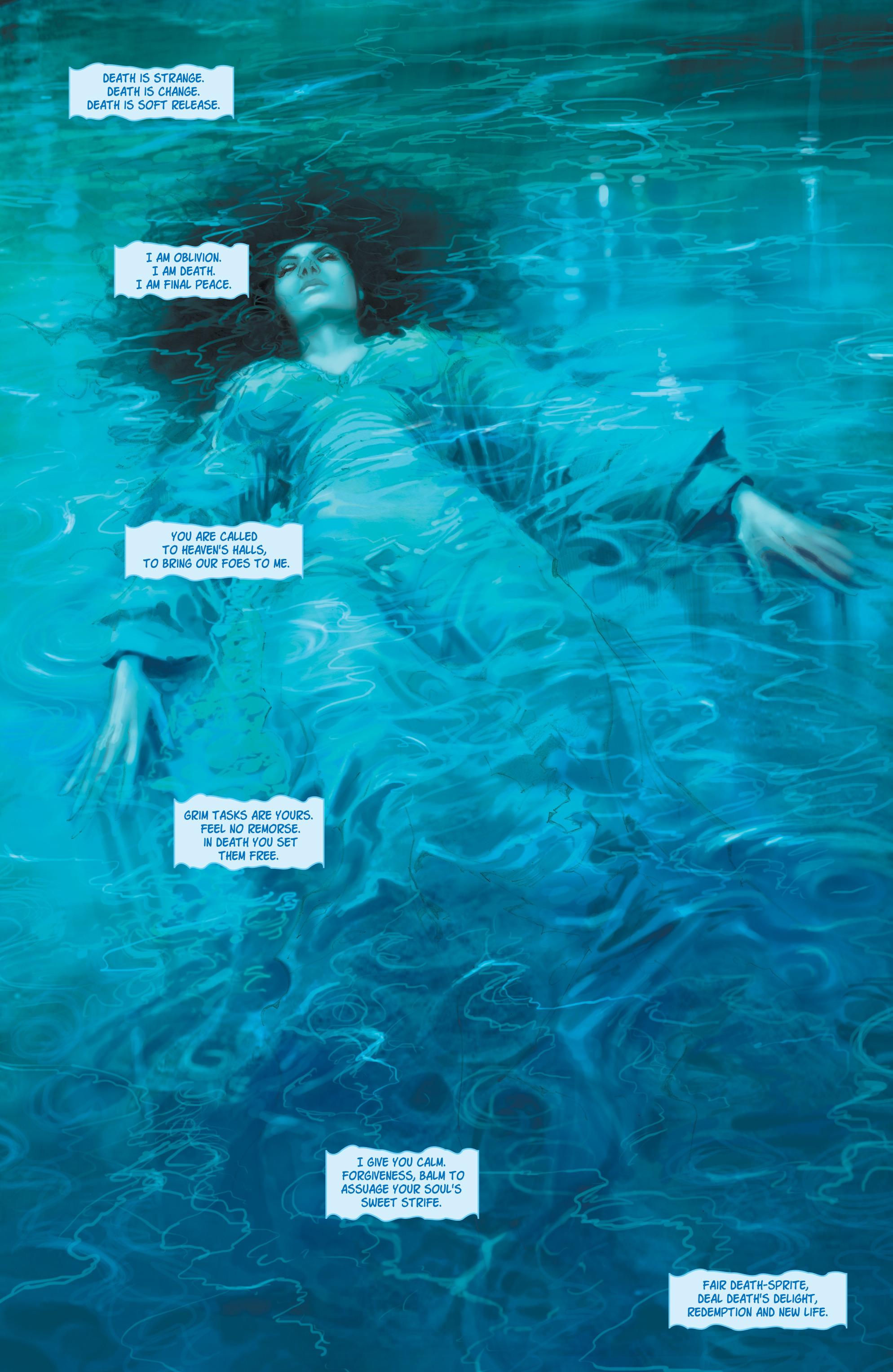 Read online Shekhar Kapur's Devi: Rebirth comic -  Issue #5 - 16