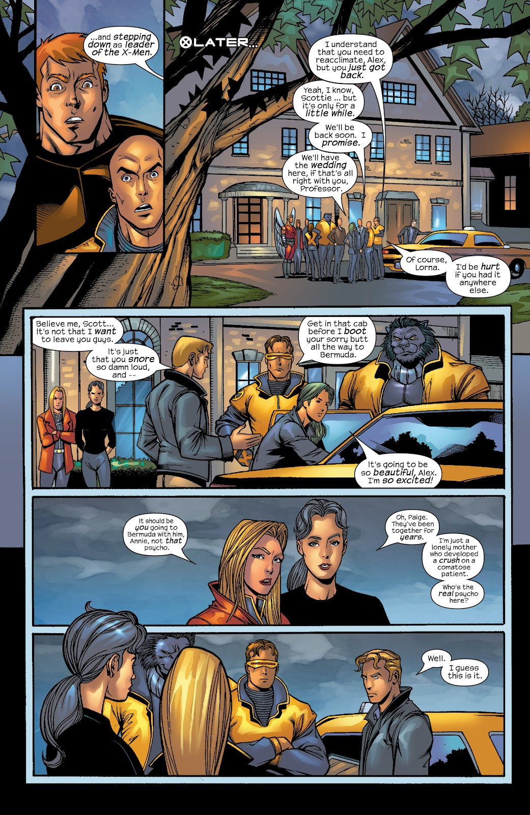 Read online X-Men: Unstoppable comic -  Issue # TPB (Part 4) - 32