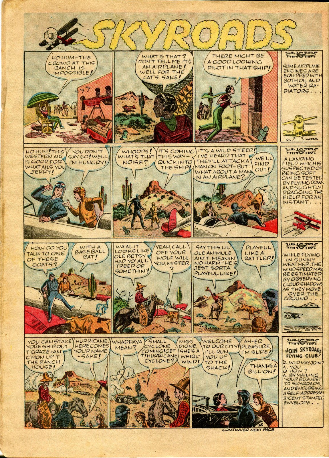 Read online Famous Funnies comic -  Issue #49 - 14