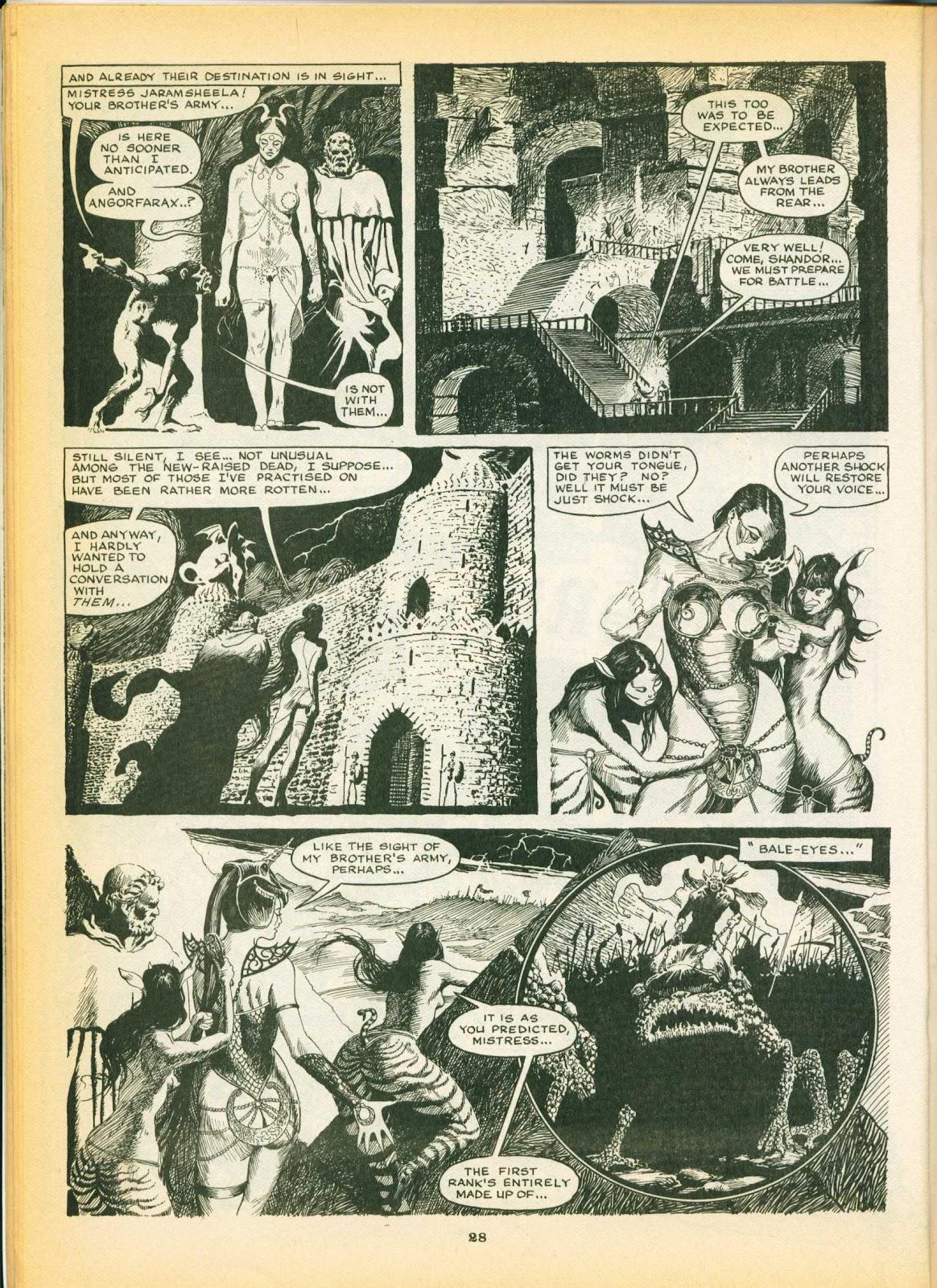 Warrior Issue #7 #8 - English 28