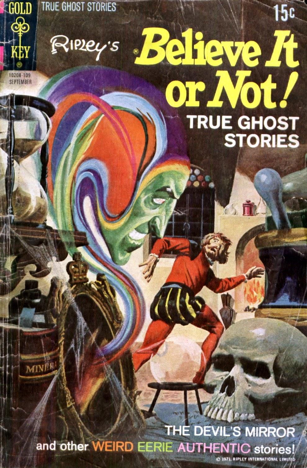 Ripleys Believe it or Not! (1965) 28 Page 1