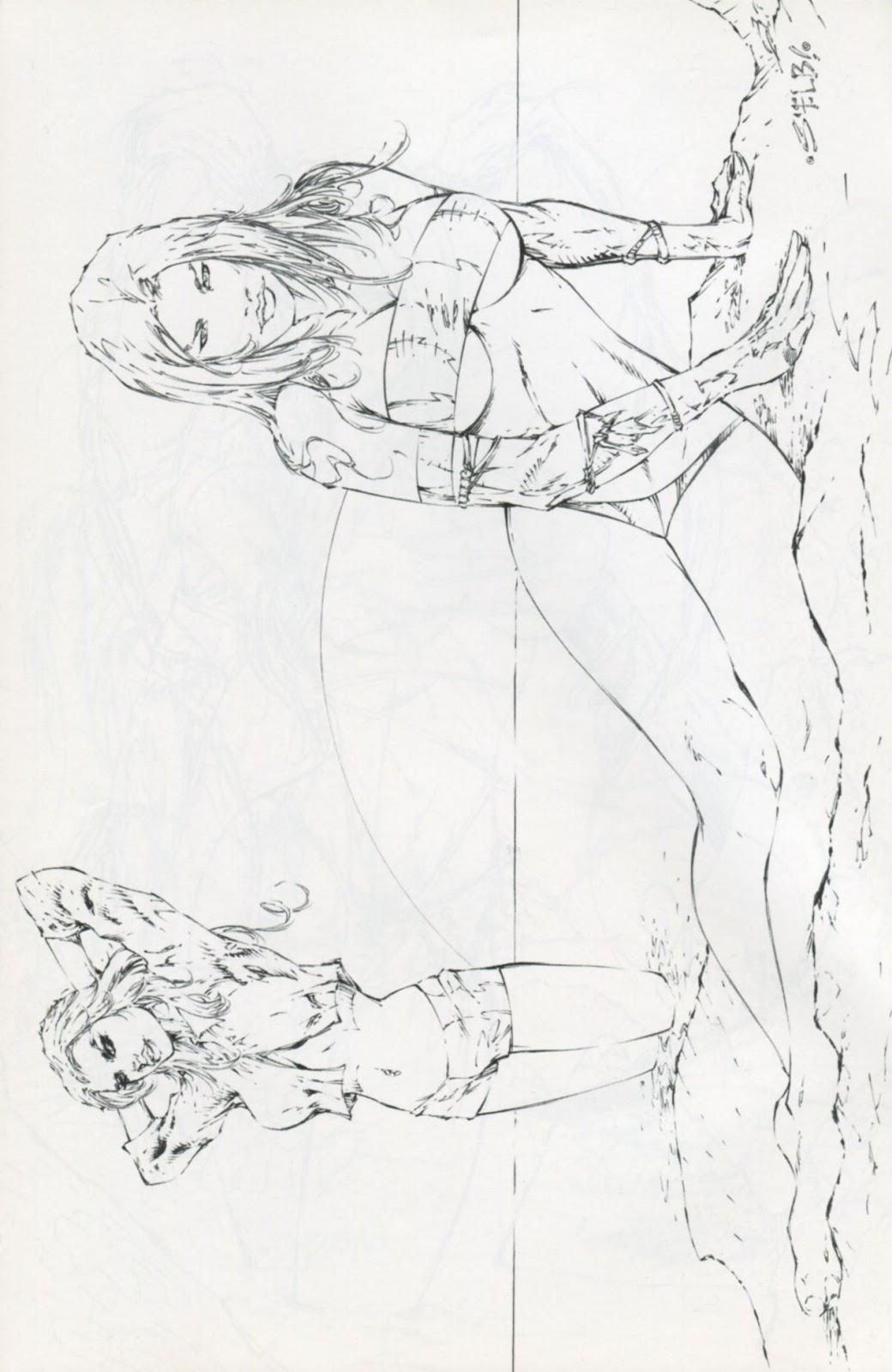 Read online Latex Alice - Bikini Bash Swimsuit Special comic -  Issue # Full - 6