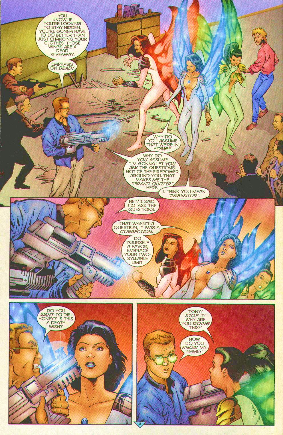 Read online Trinity Angels comic -  Issue #7 - 6