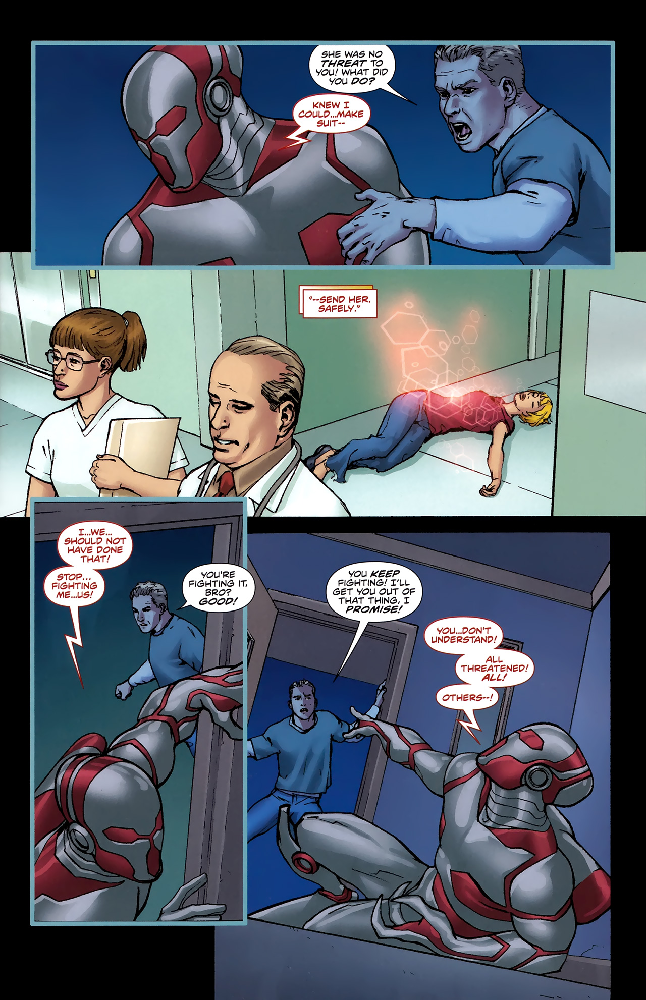 Read online Soldier Zero comic -  Issue #2 - 6