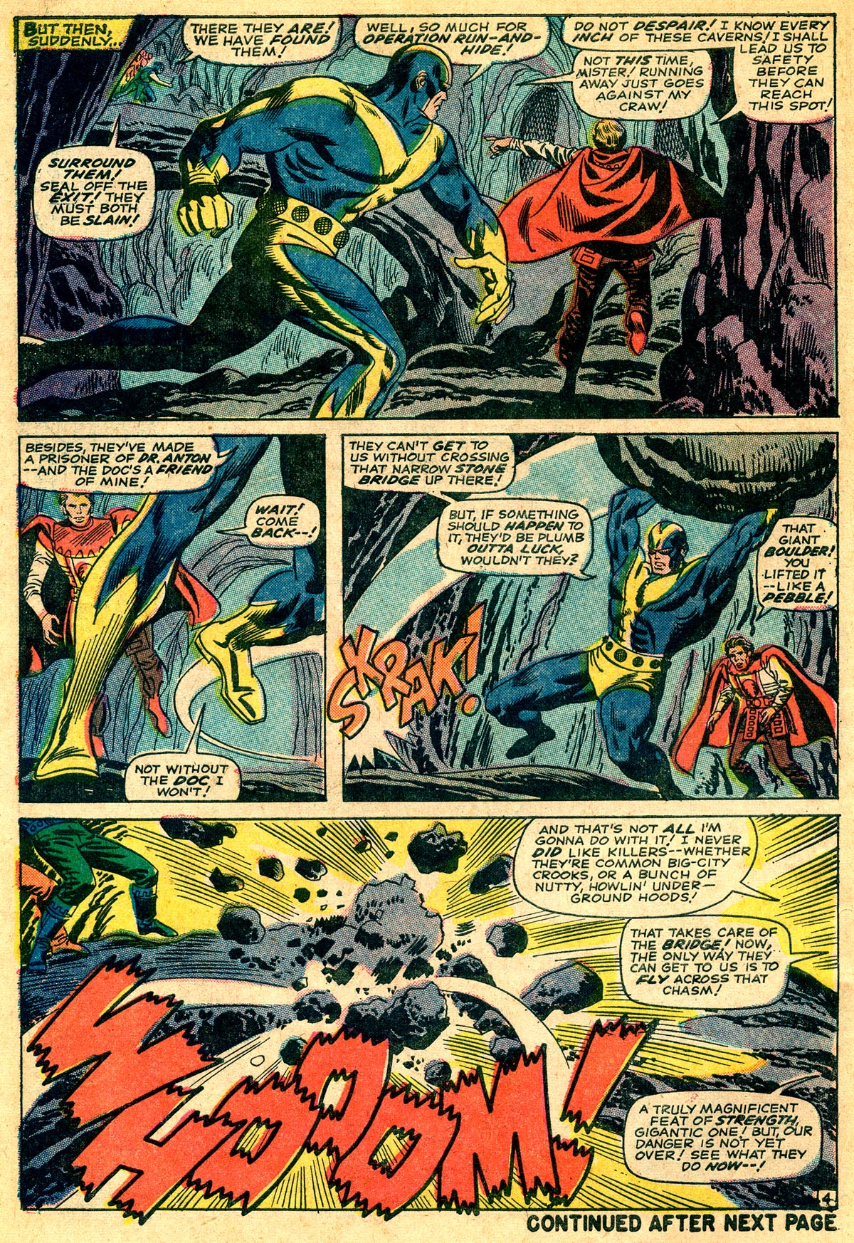 The Avengers (1963) 31 Page 5