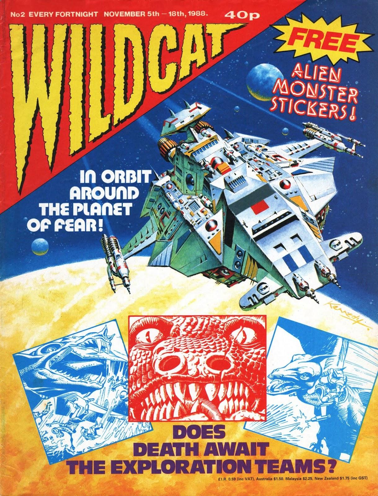 Wildcat 2 Page 1