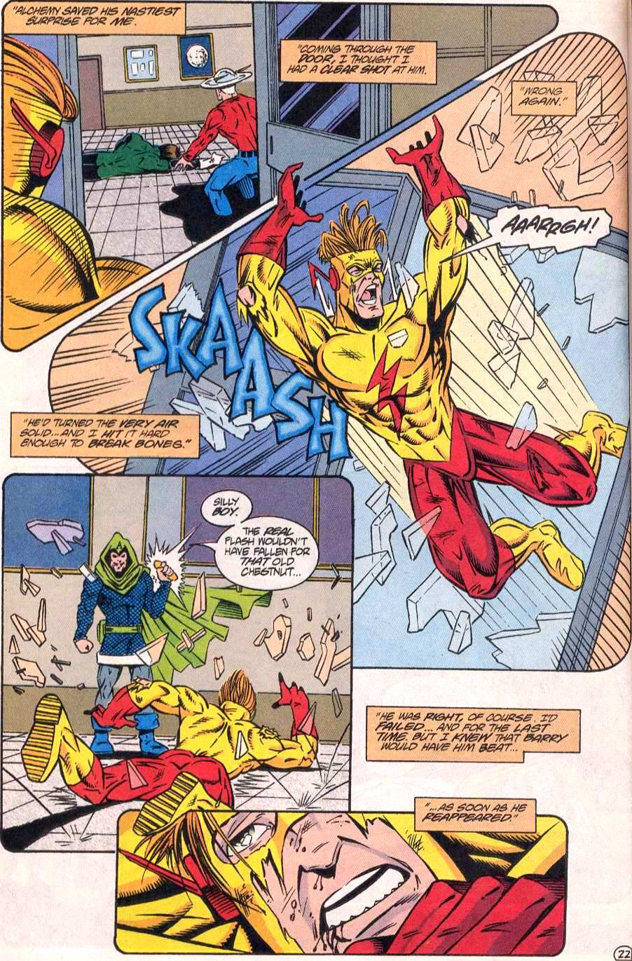 Read online The Flash (1987) comic -  Issue # _Annual 8 - 23