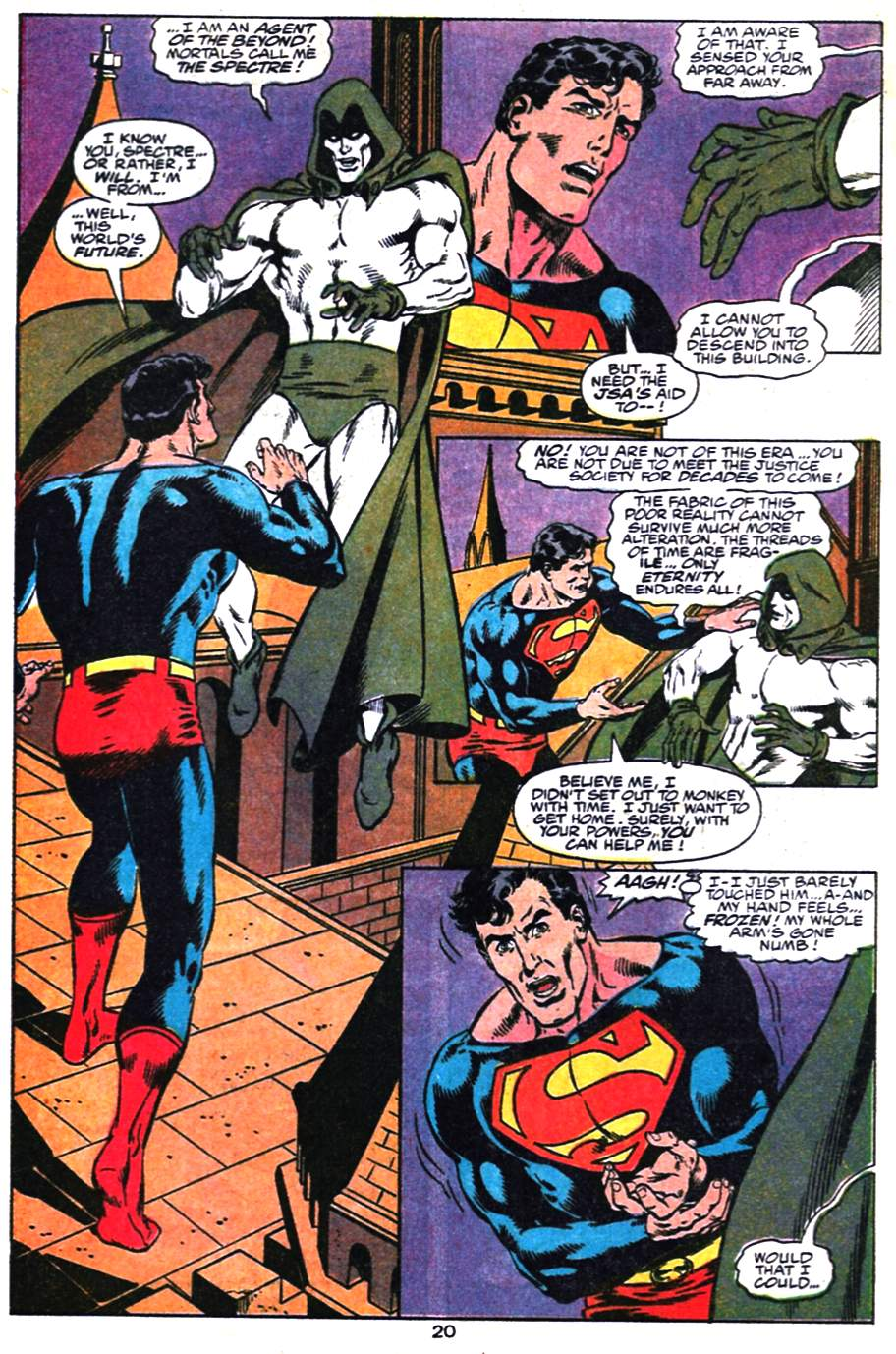 Action Comics (1938) 663 Page 20