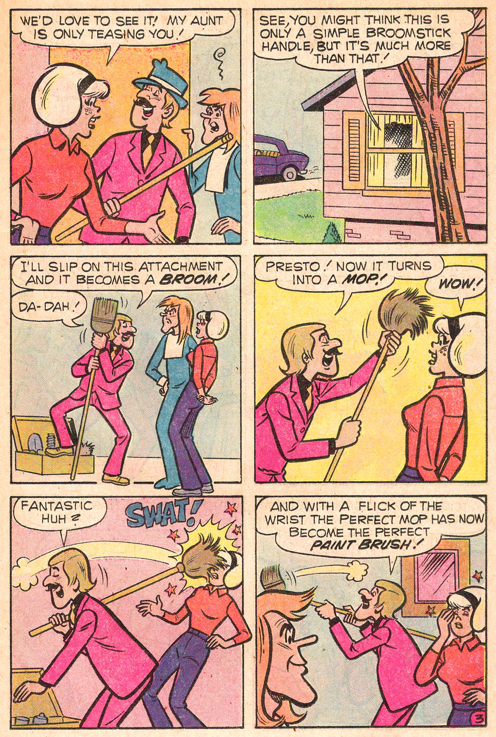 Sabrina The Teenage Witch (1971) Issue #53 #53 - English 15
