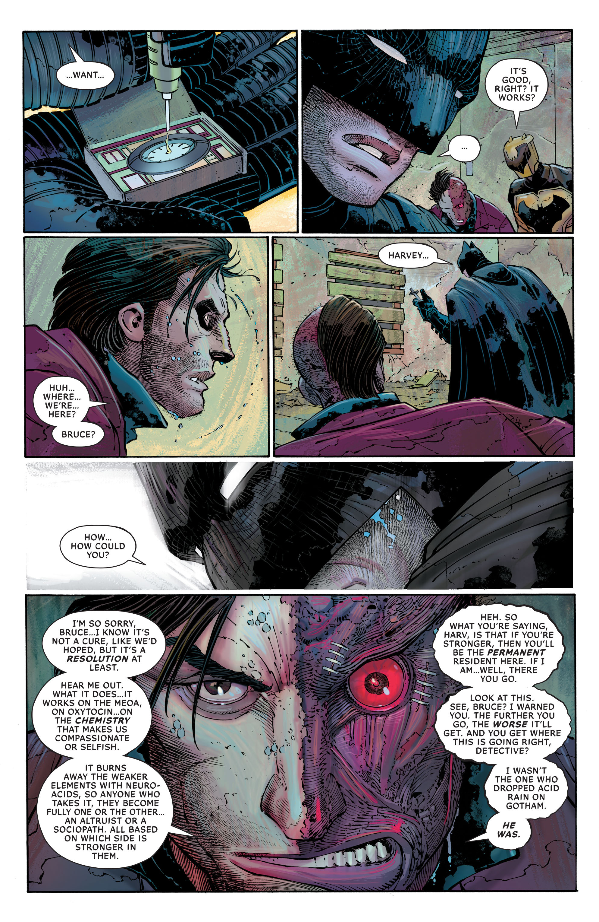 Read online All-Star Batman comic -  Issue #5 - 20