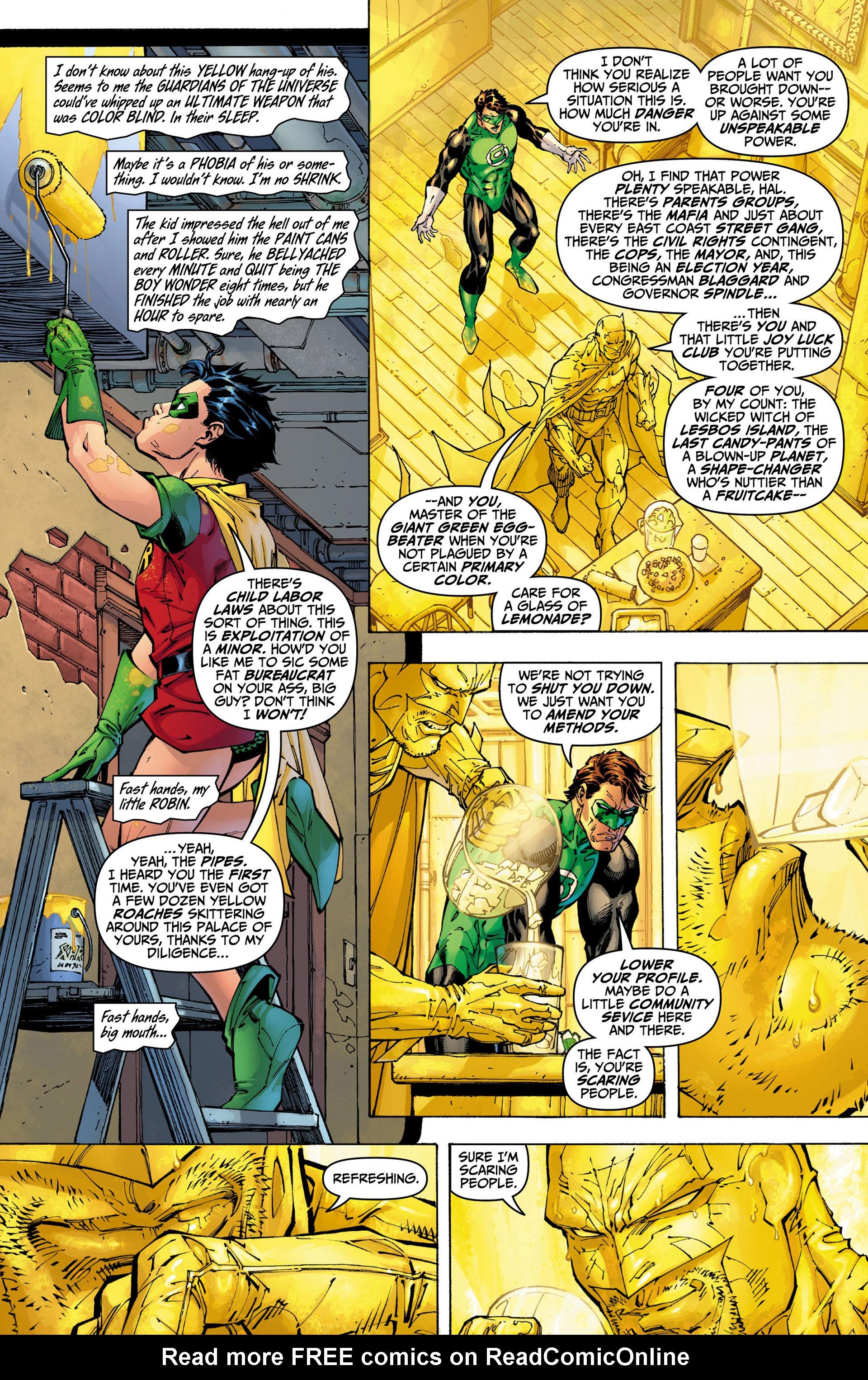 Read online All Star Batman & Robin, The Boy Wonder comic -  Issue #9 - 4