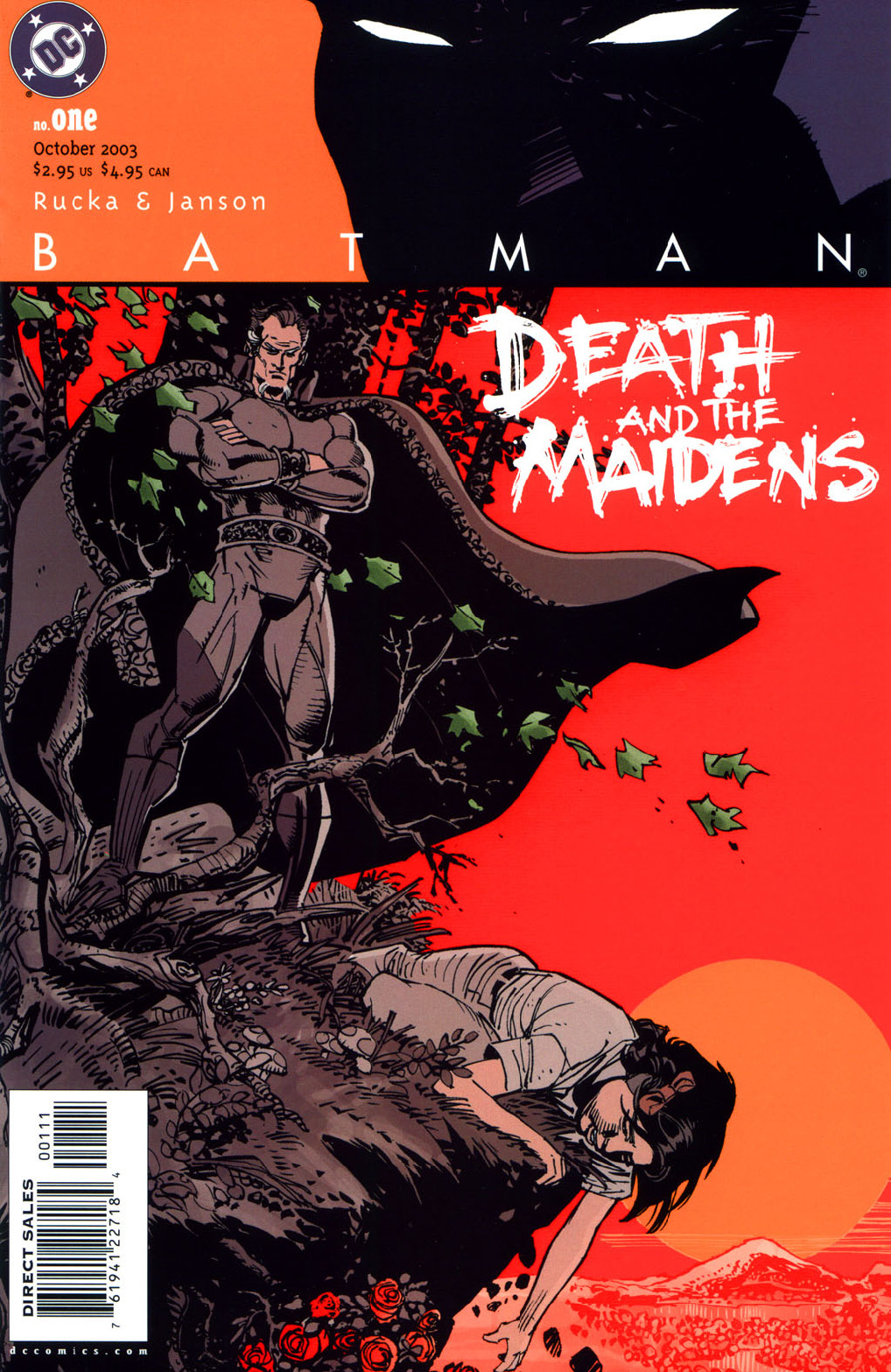Batman: Death and the Maidens 1 Page 1