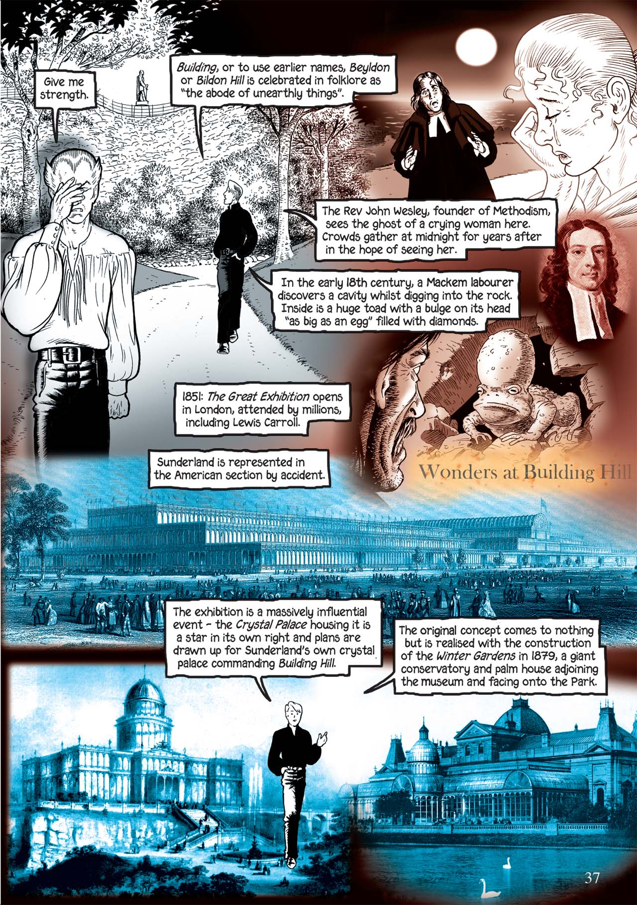 Read online Alice in Sunderland comic -  Issue # Full - 41