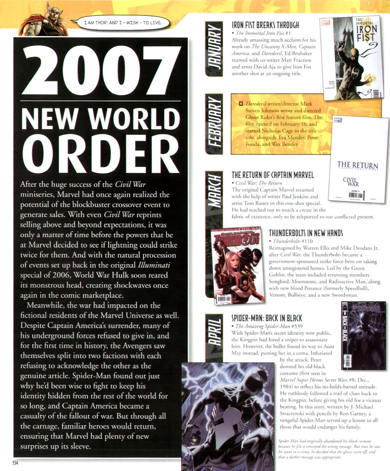 Read online Marvel Chronicle comic -  Issue # TPB (Part 3) - 110